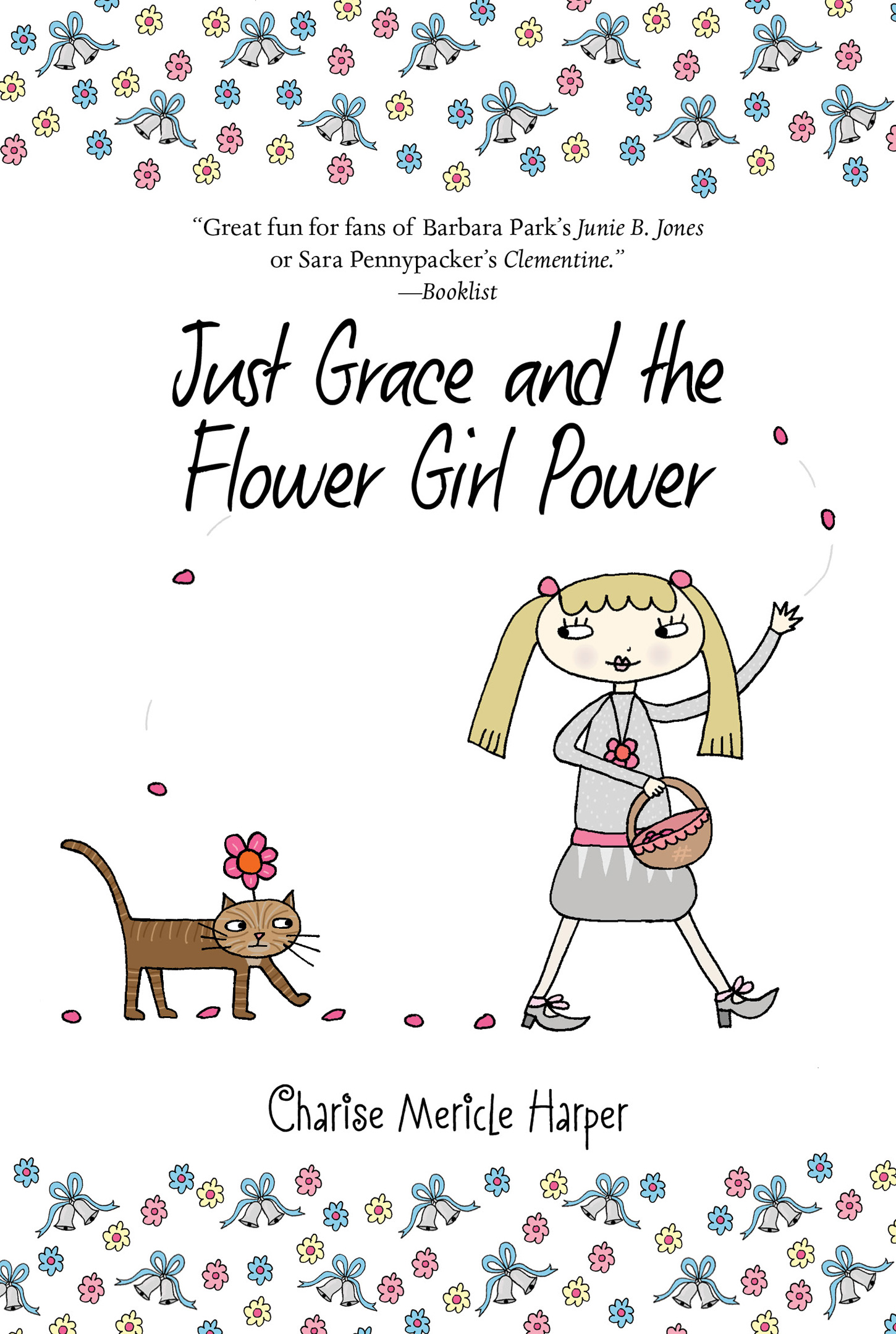 Just Grace and the Flower Girl Power-9780544022836