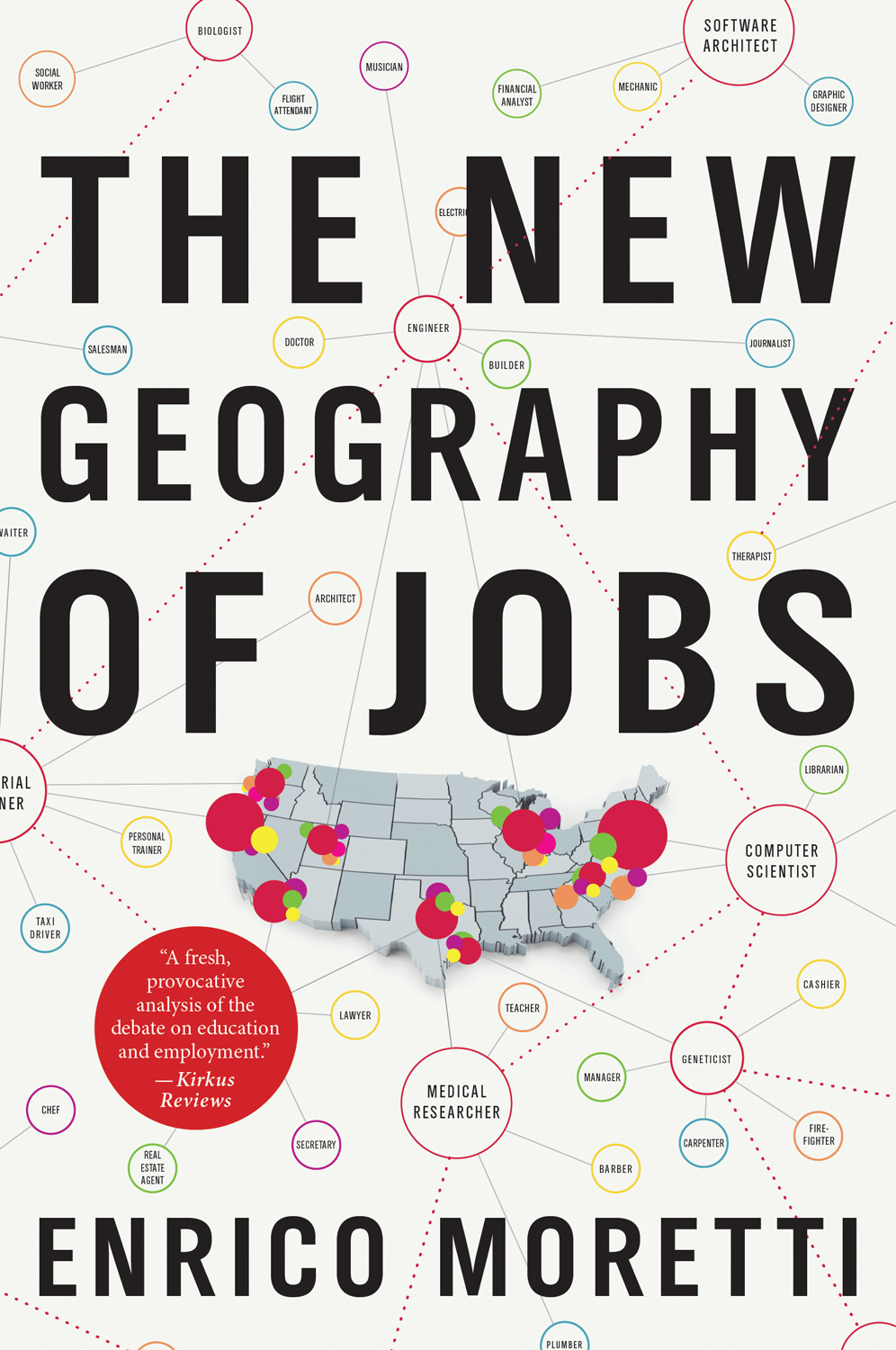 The New Geography of Jobs-9780544028050