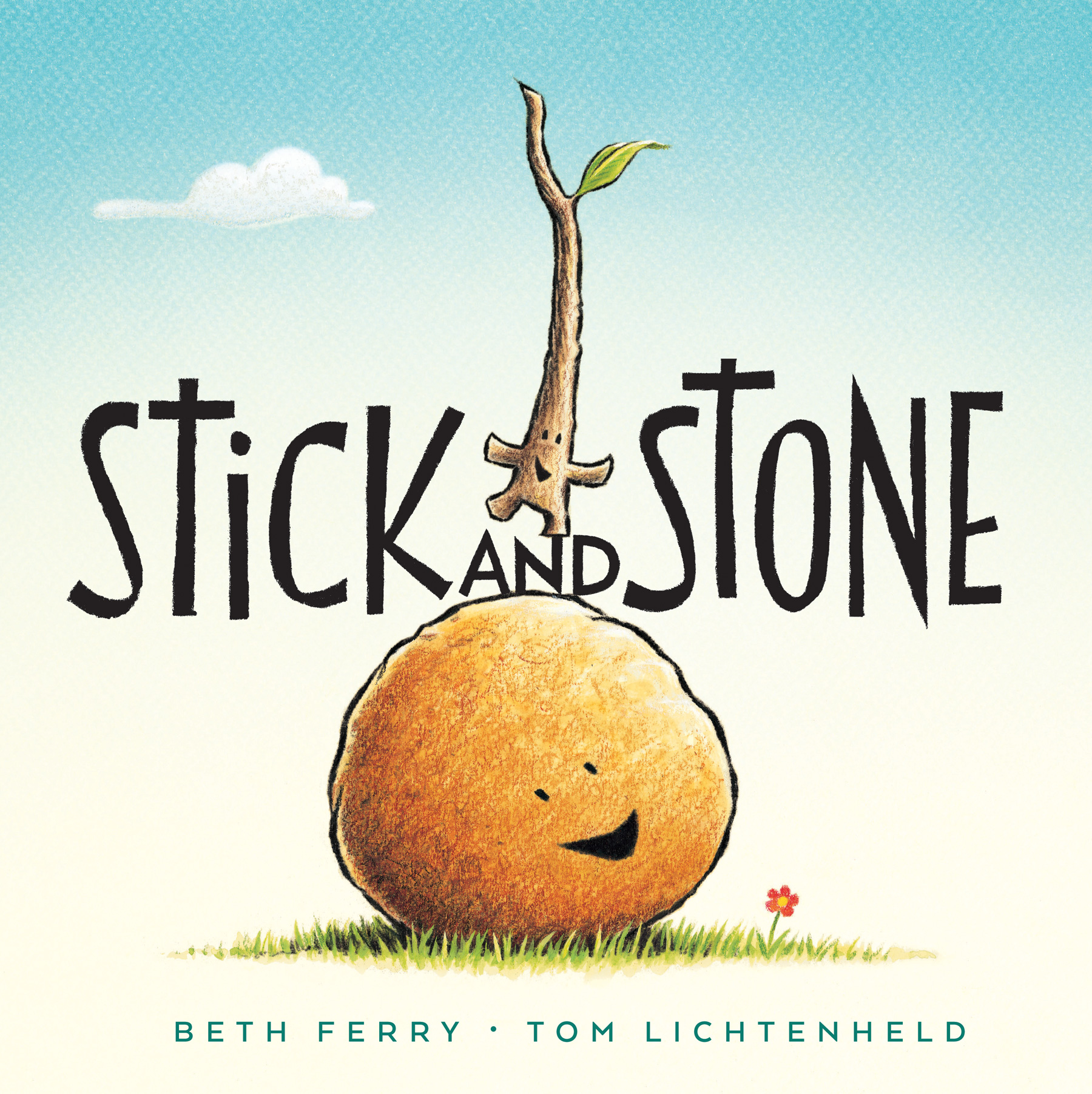 Stick and Stone-9780544032569