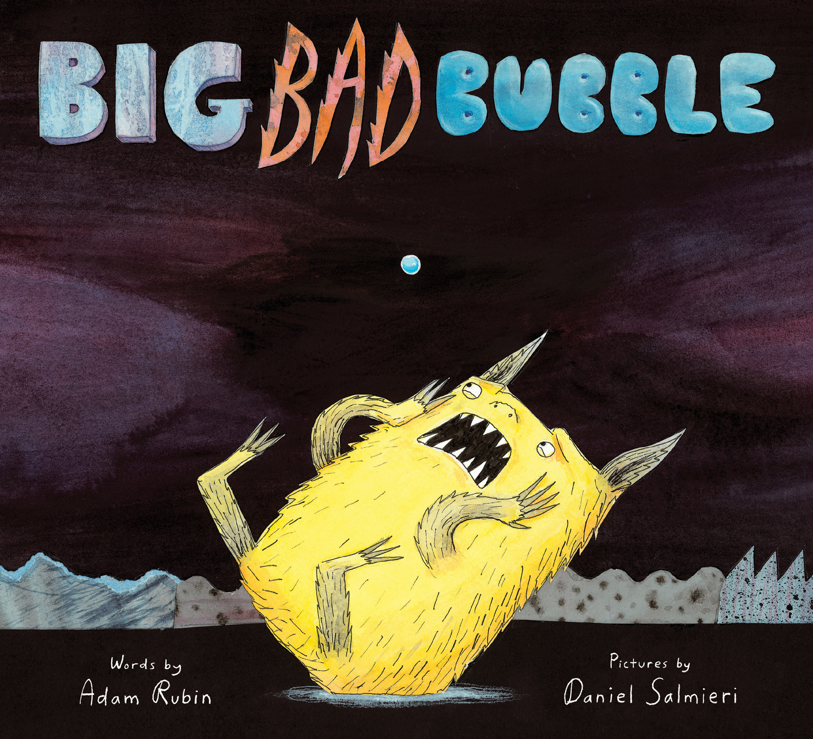 Big Bad Bubble-9780544045491