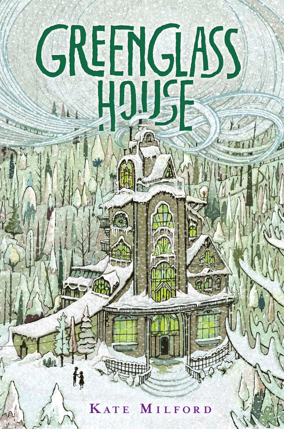 Greenglass House-9780544052703