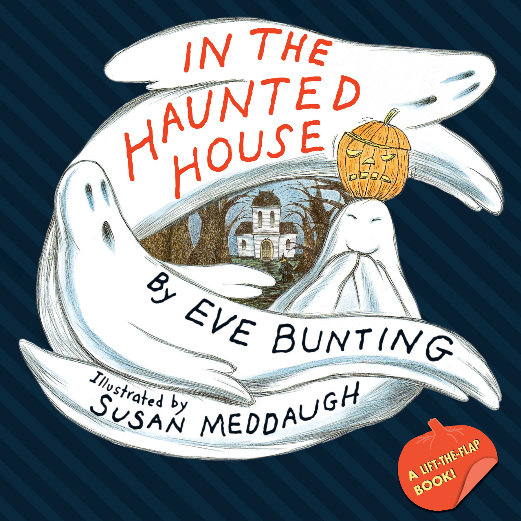In the Haunted House Touch & Feel Lift-the-Flap Book-9780544066700