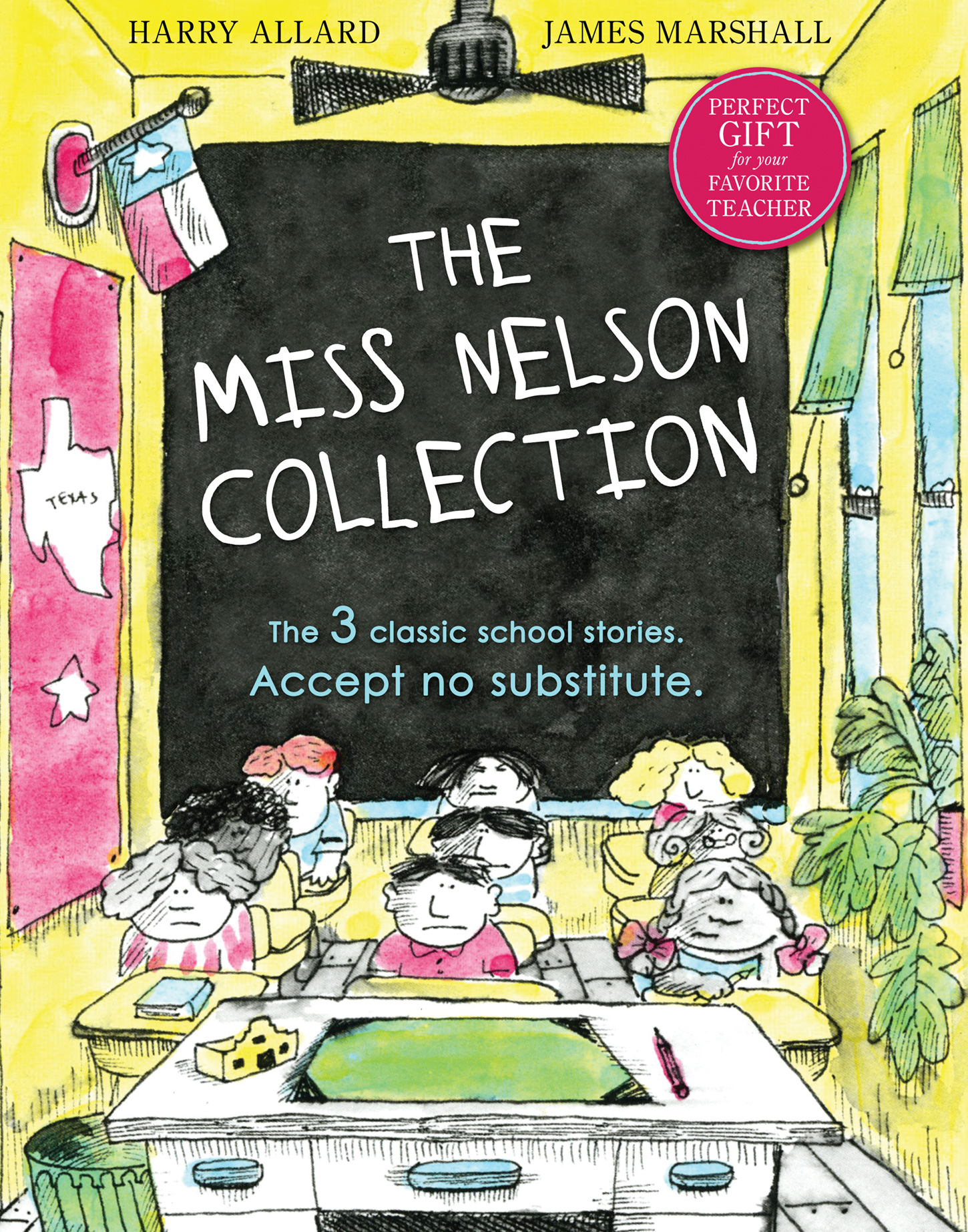The Miss Nelson Collection-9780544082229