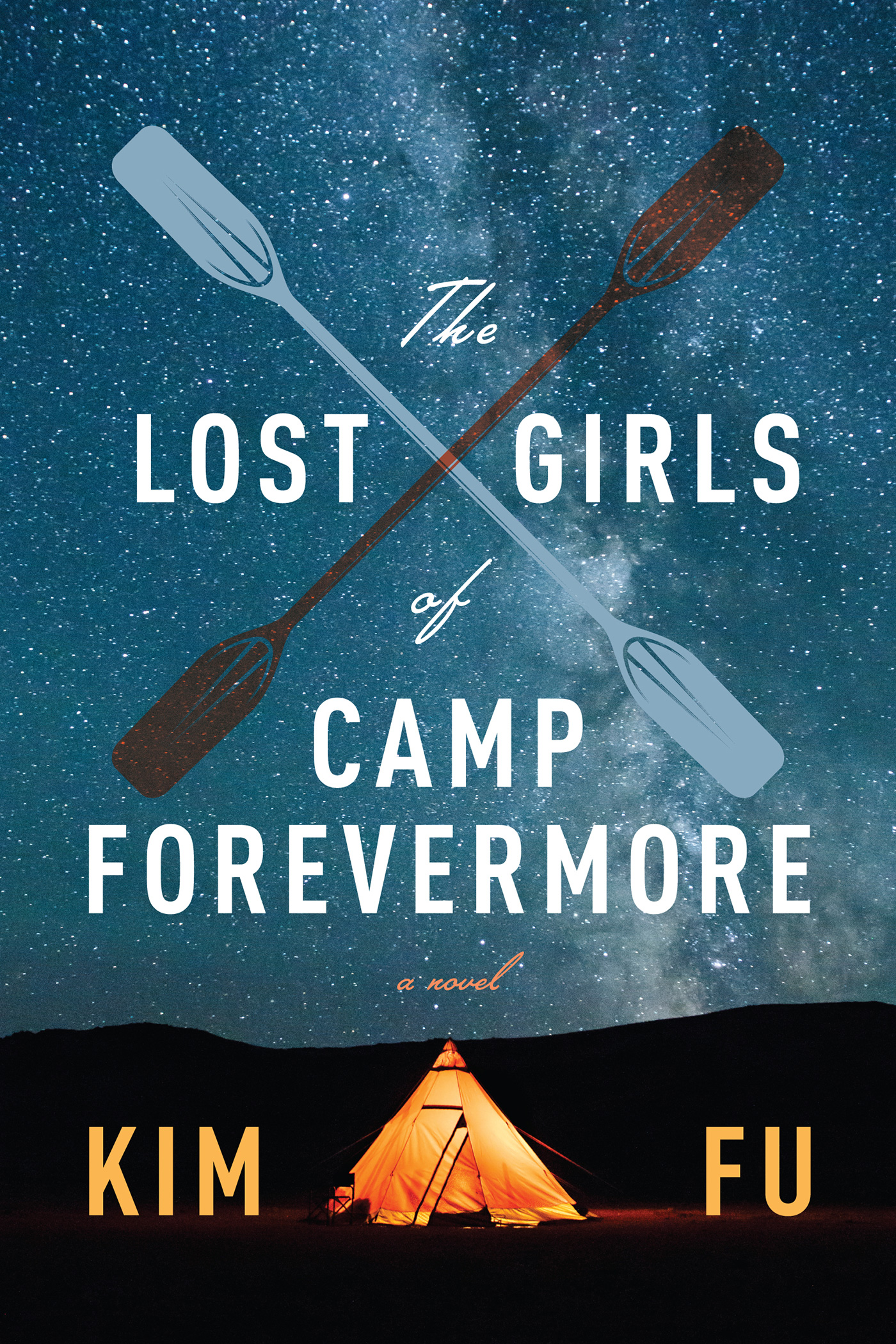 The Lost Girls of Camp Forevermore-9780544098268