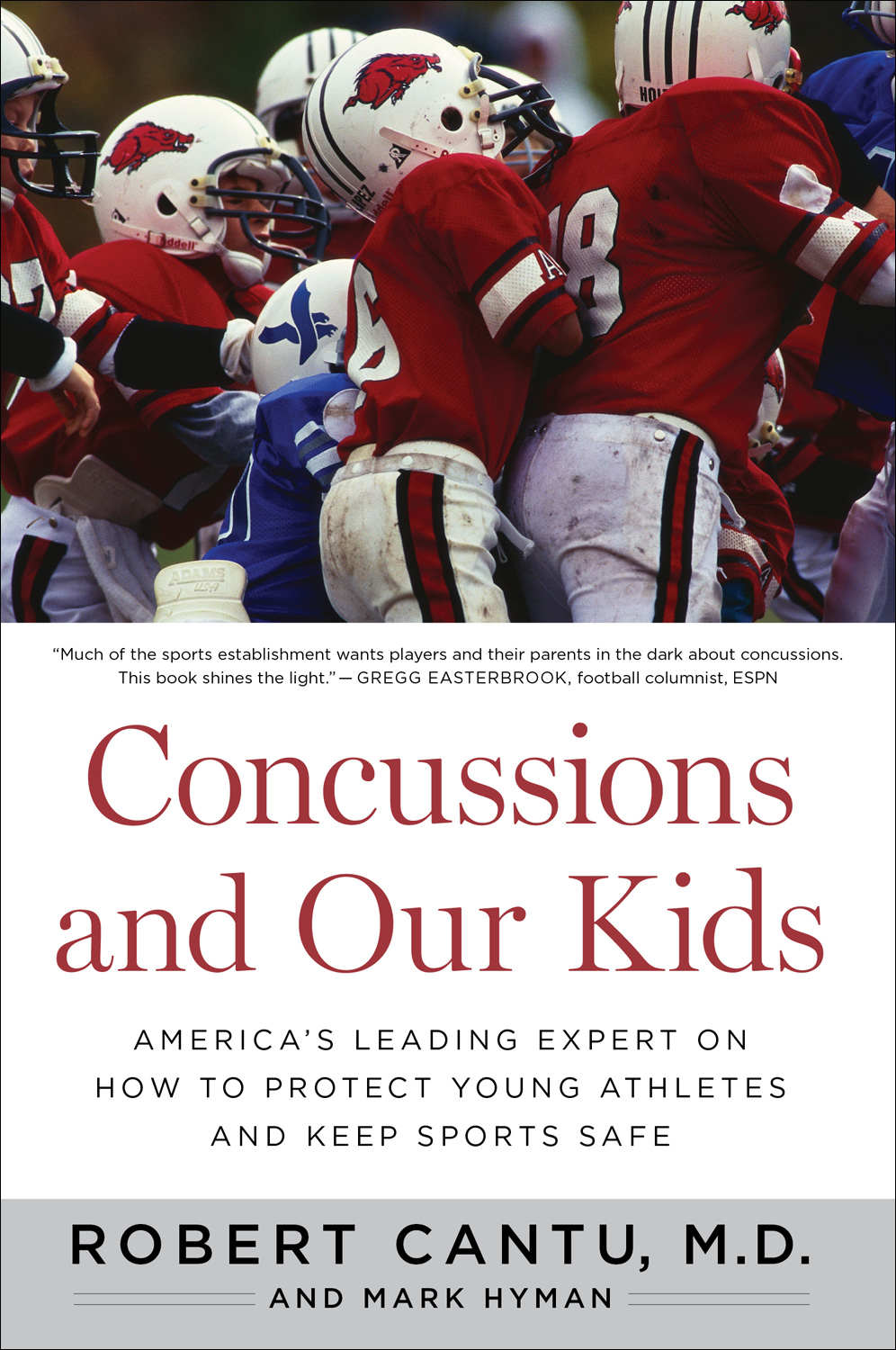 Concussions and Our Kids-9780544102231