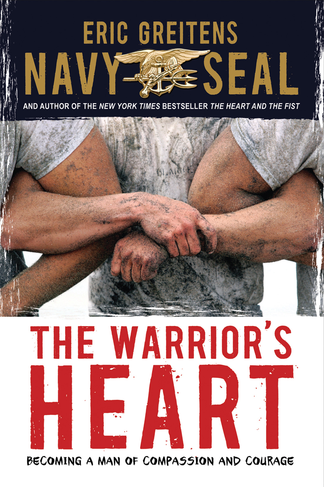 The Warrior's Heart-9780544104815