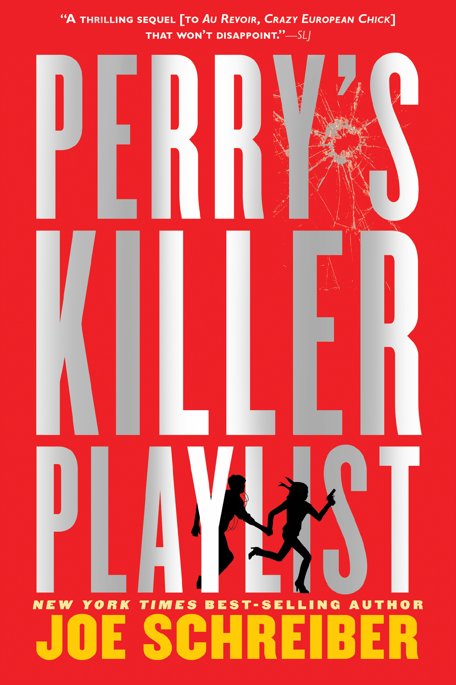Perry's Killer Playlist-9780544104891