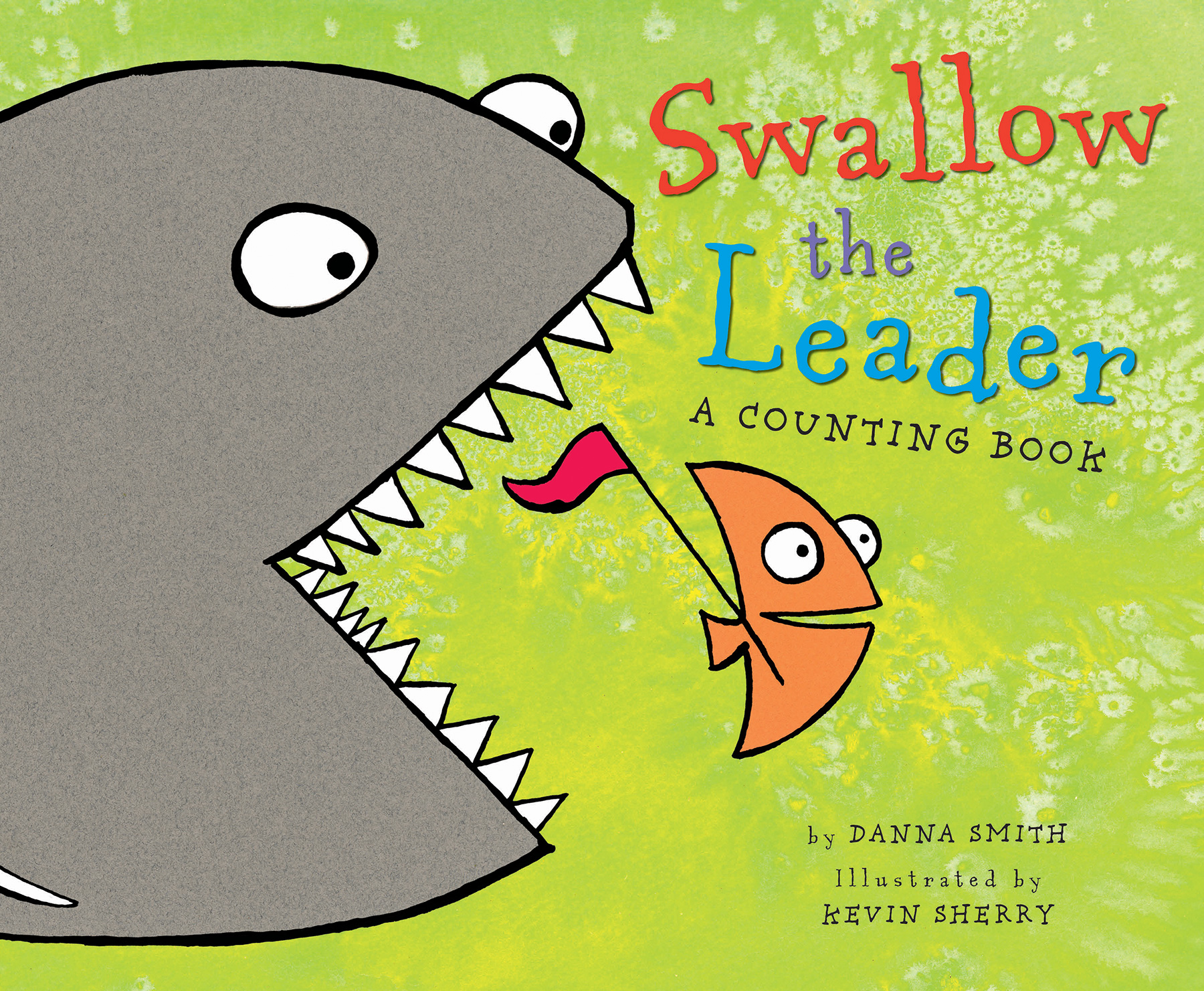 Swallow the Leader-9780544105188
