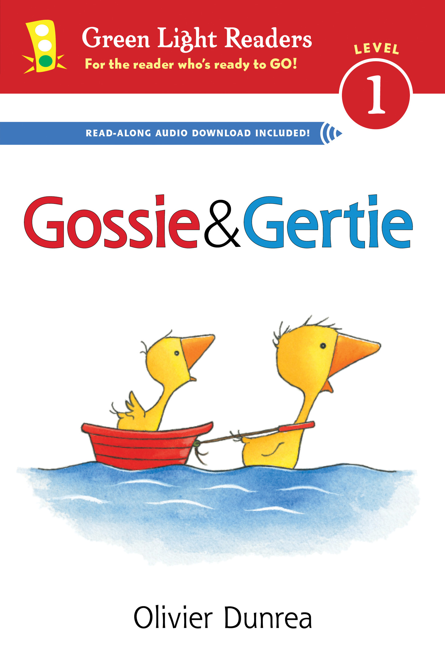 Gossie and Gertie (Reader)-9780544105355