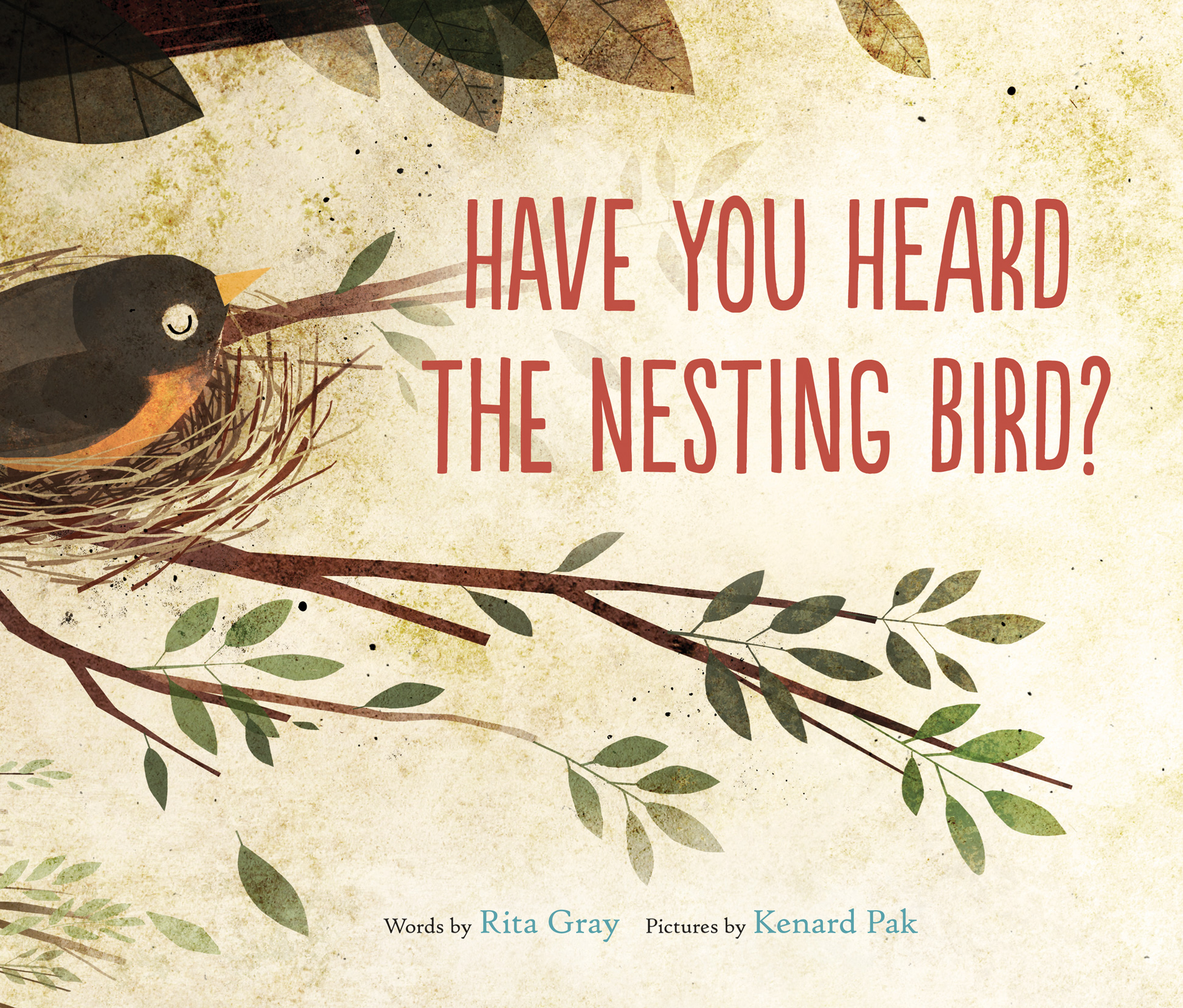 Have You Heard the Nesting Bird?-9780544105805