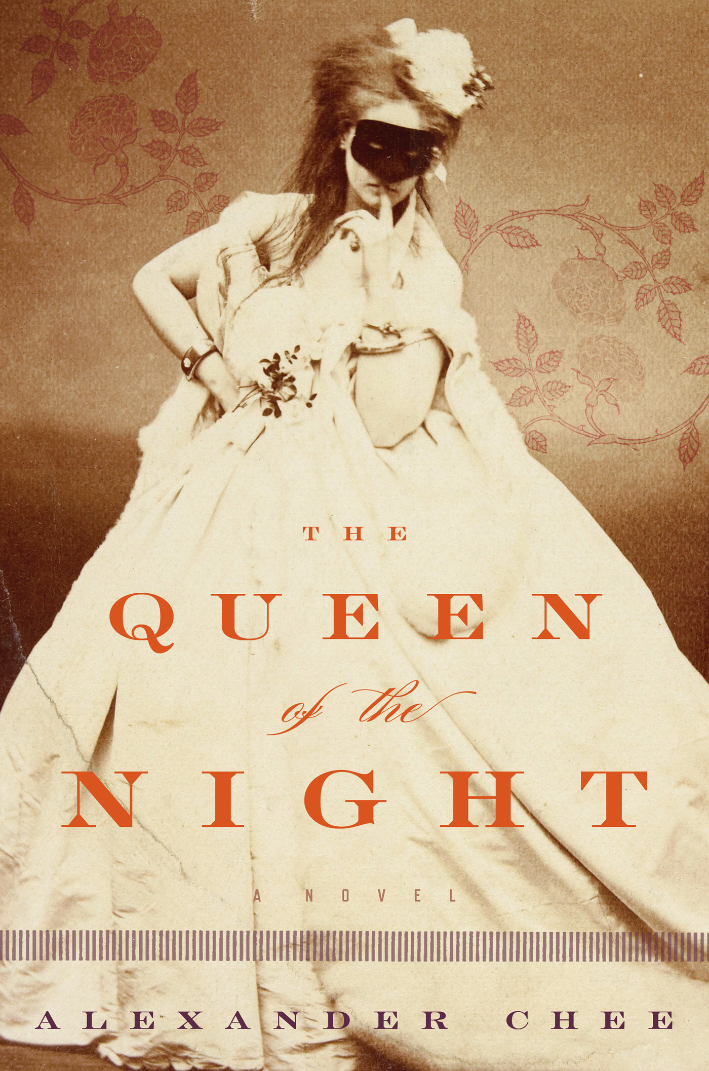 The Queen of the Night-9780544106604