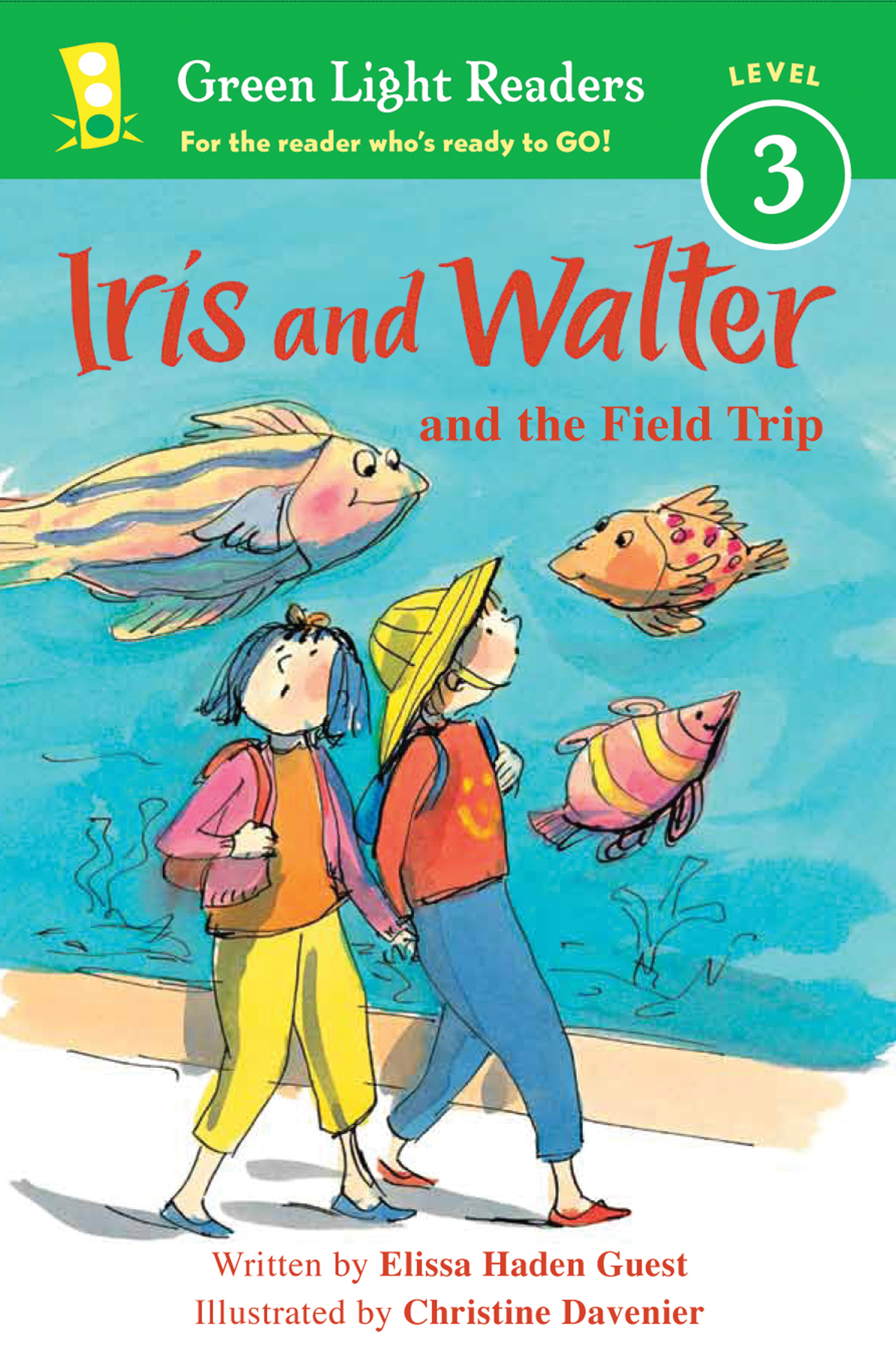 Iris and Walter and the Field Trip-9780544106659