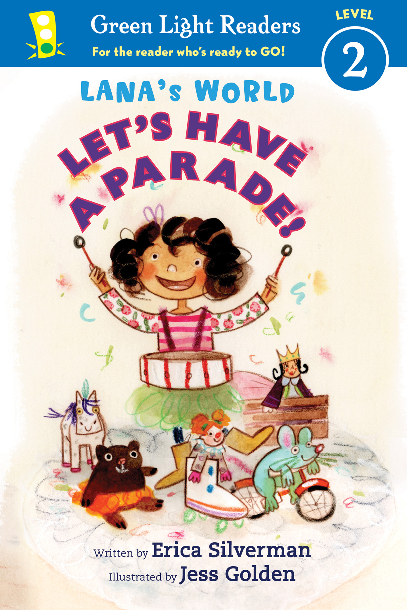 Lana's World: Let's Have a Parade!-9780544106789