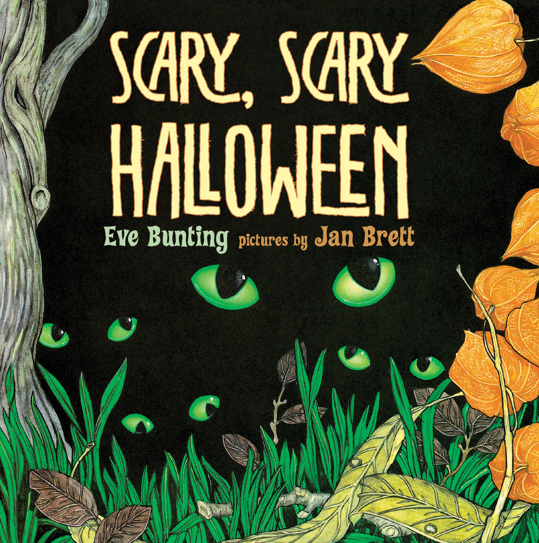 Scary, Scary Halloween Book & CD-9780544111141