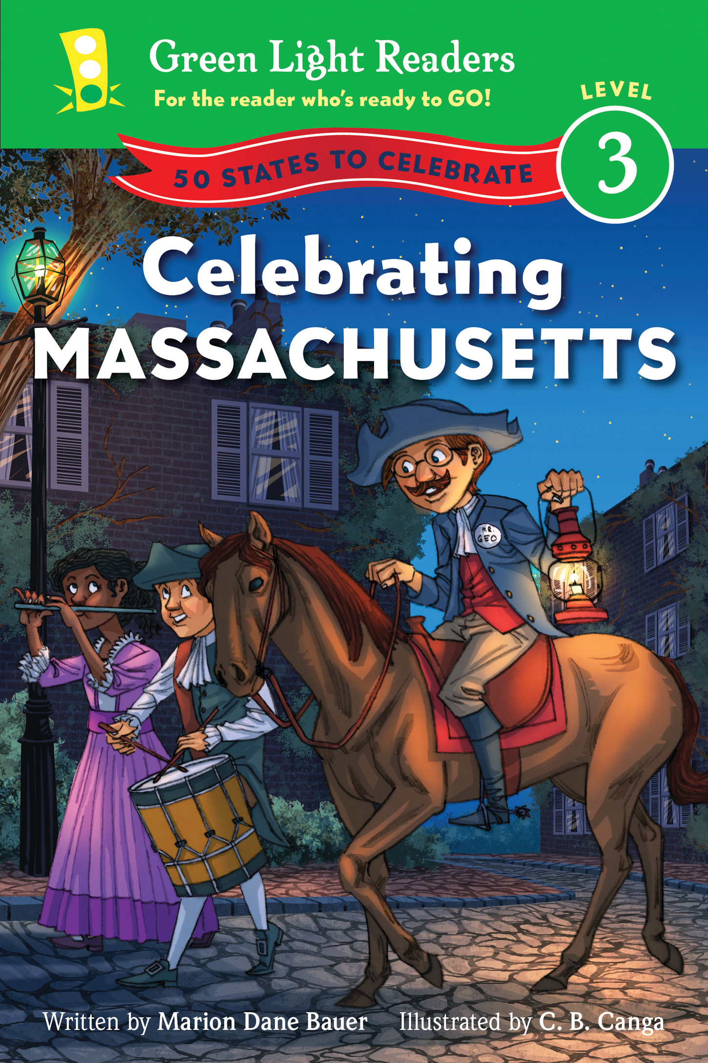 Celebrating Massachusetts-9780544119727