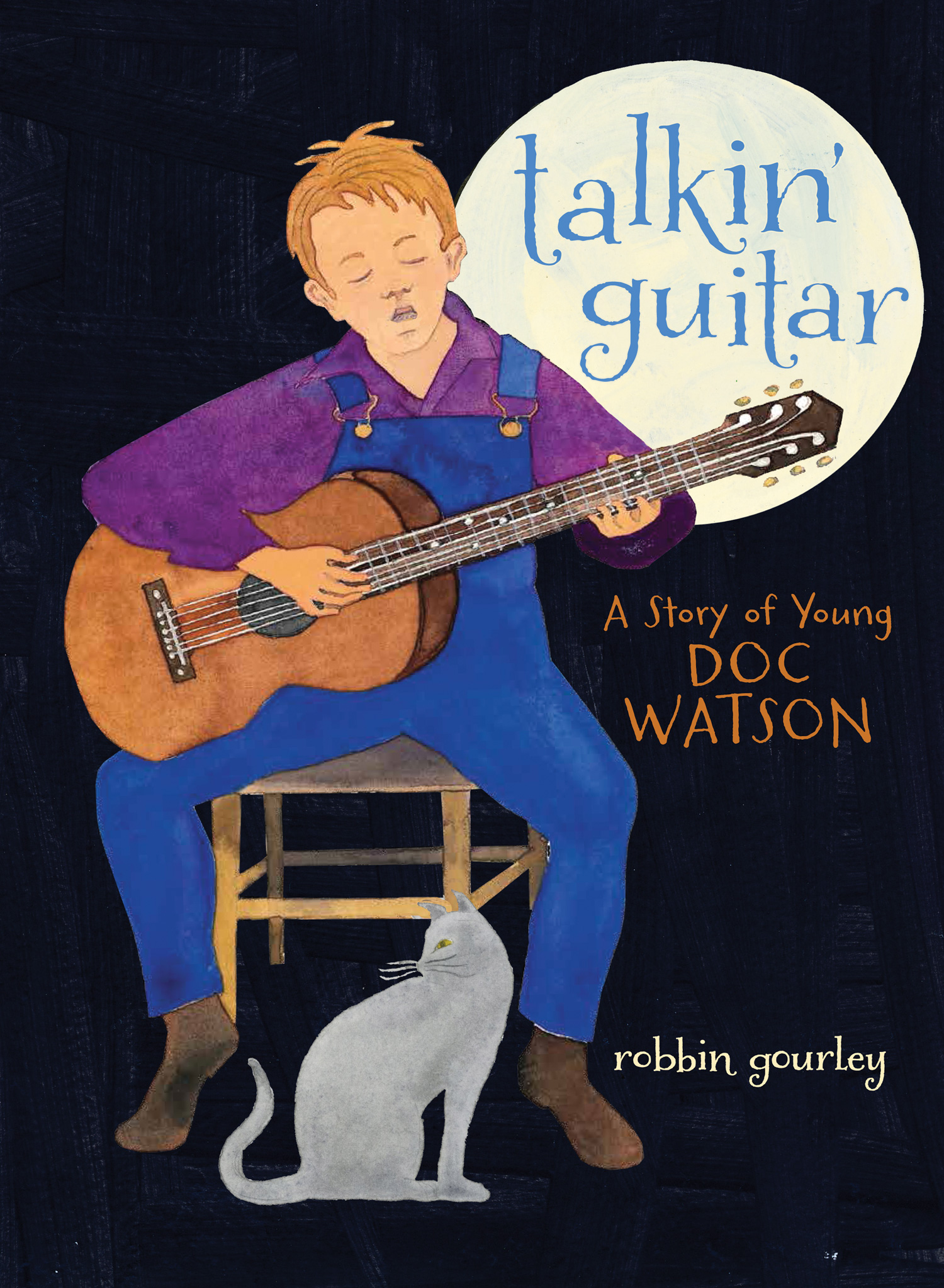 Talkin' Guitar-9780544129887