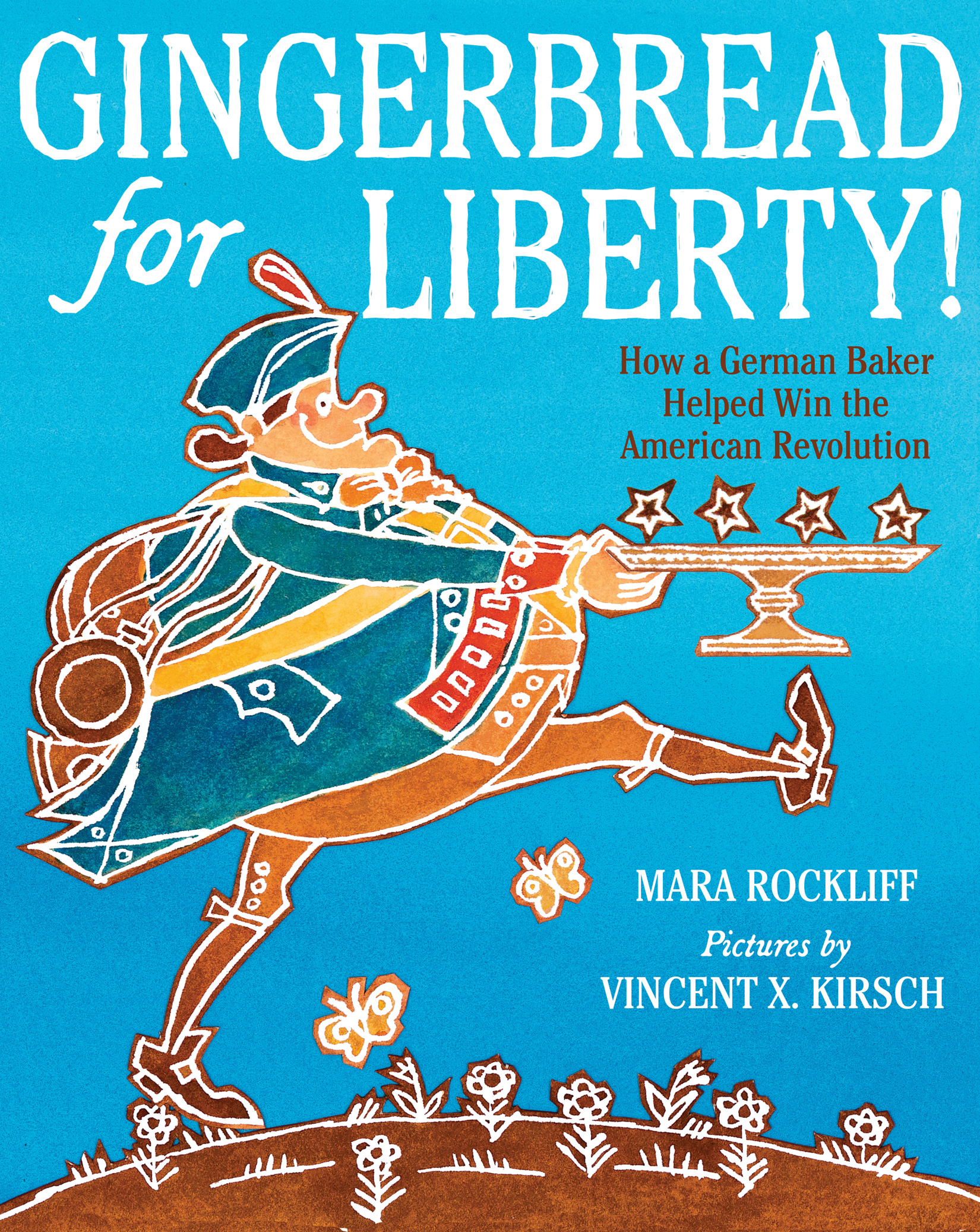 Gingerbread for Liberty!-9780544130012