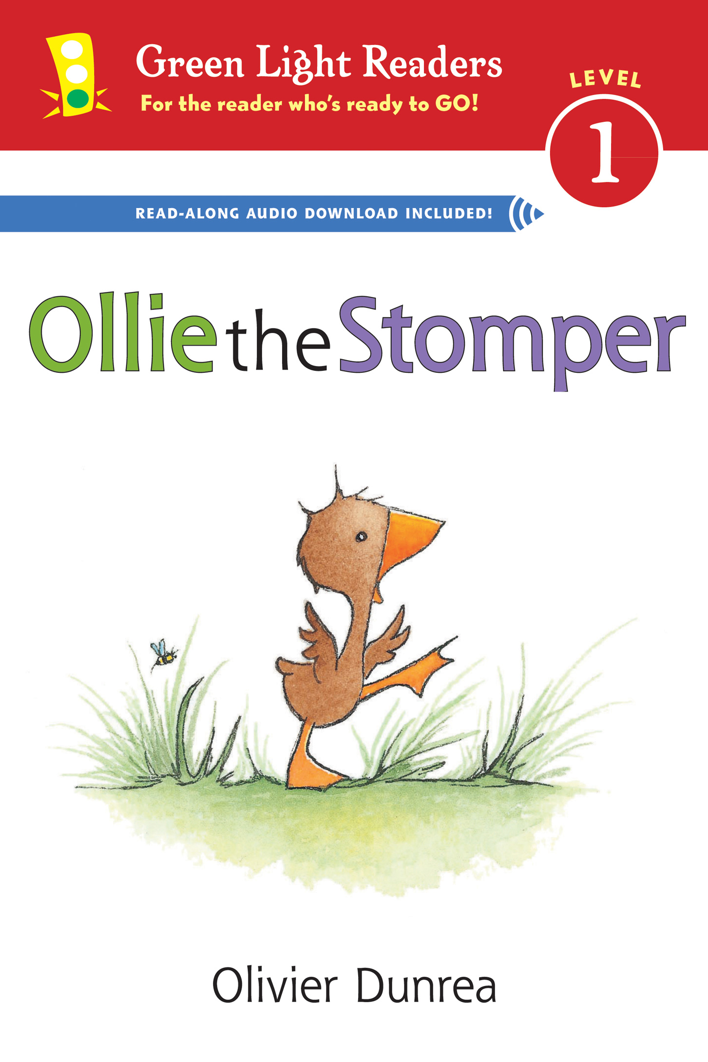 Ollie the Stomper (Reader)-9780544146761