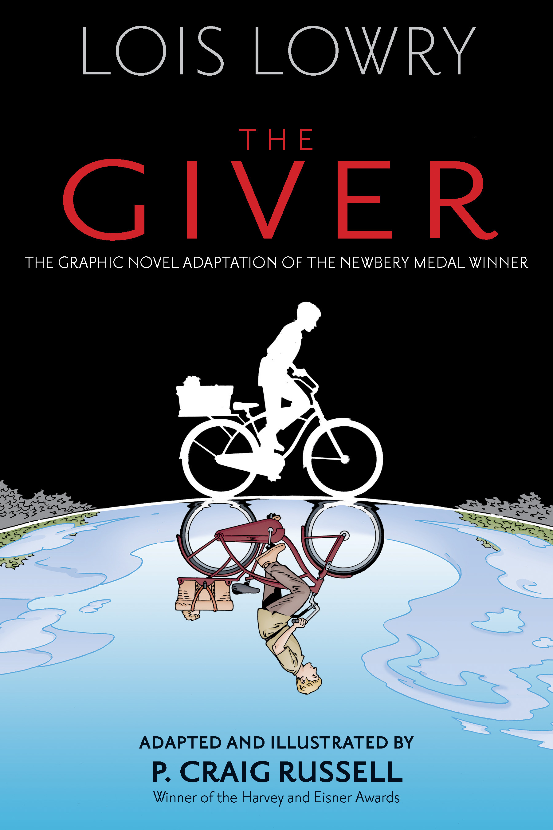 The Giver (Graphic Novel)-9780544157880