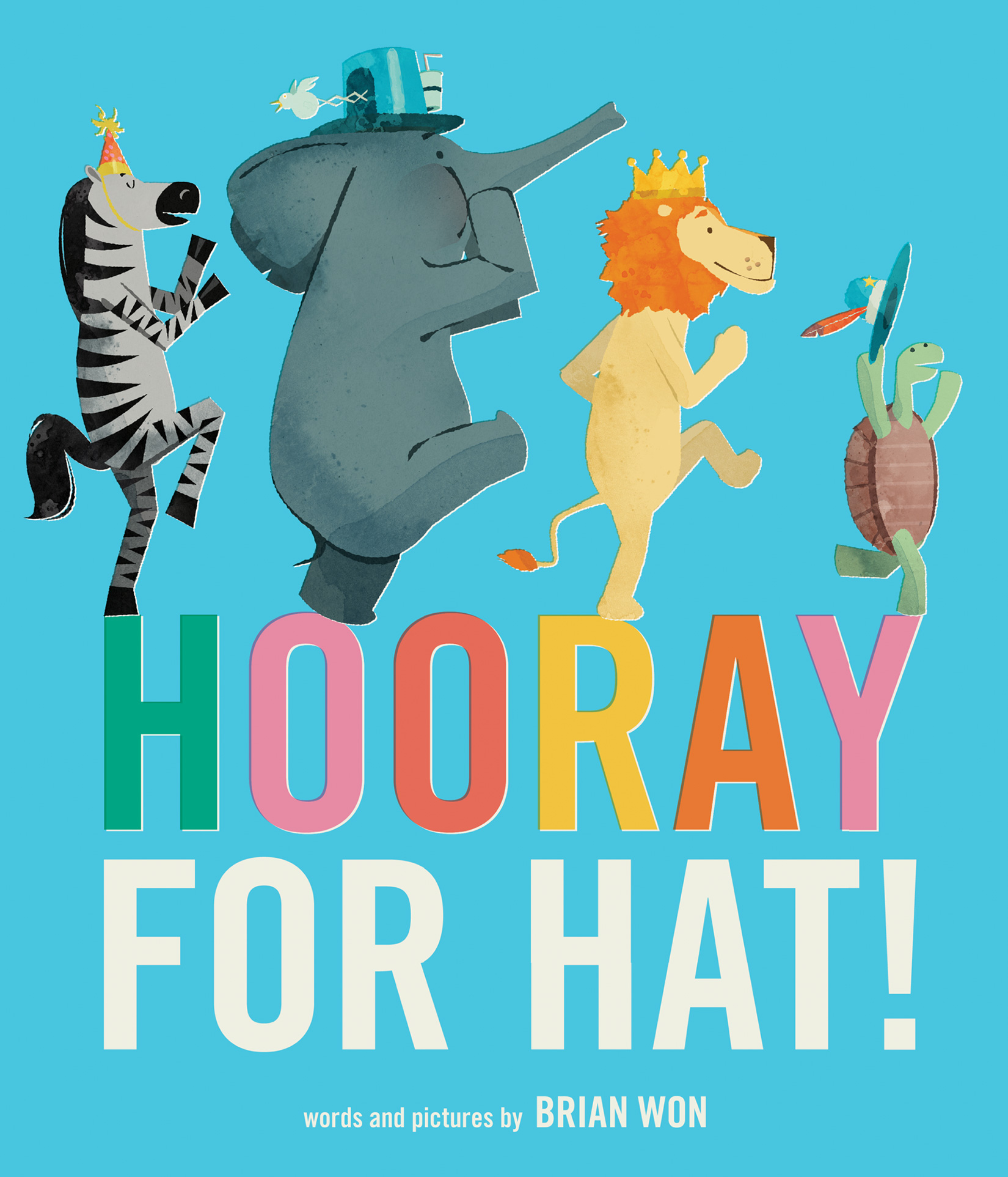 Hooray for Hat!-9780544159037