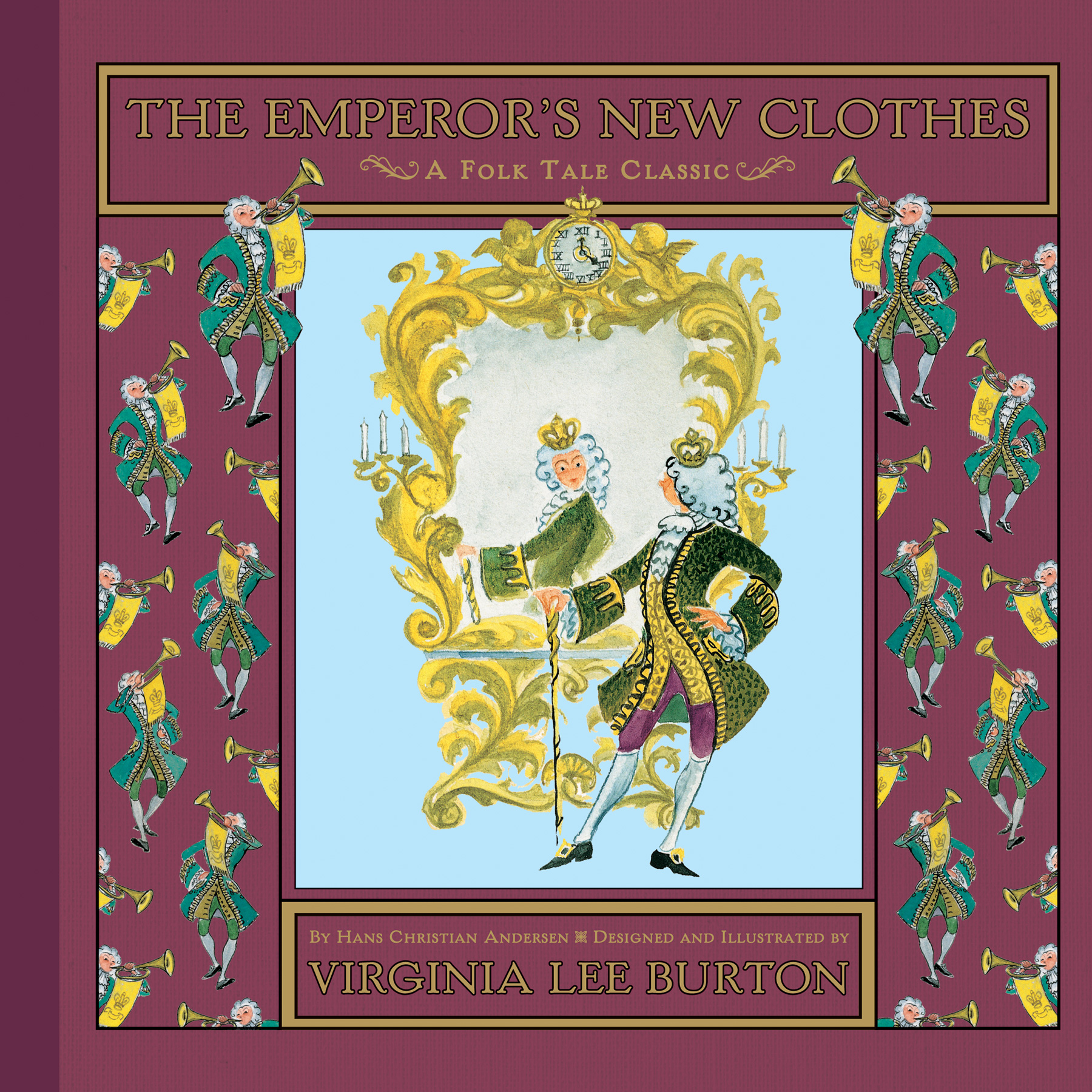 The Emperor's New Clothes-9780544159525
