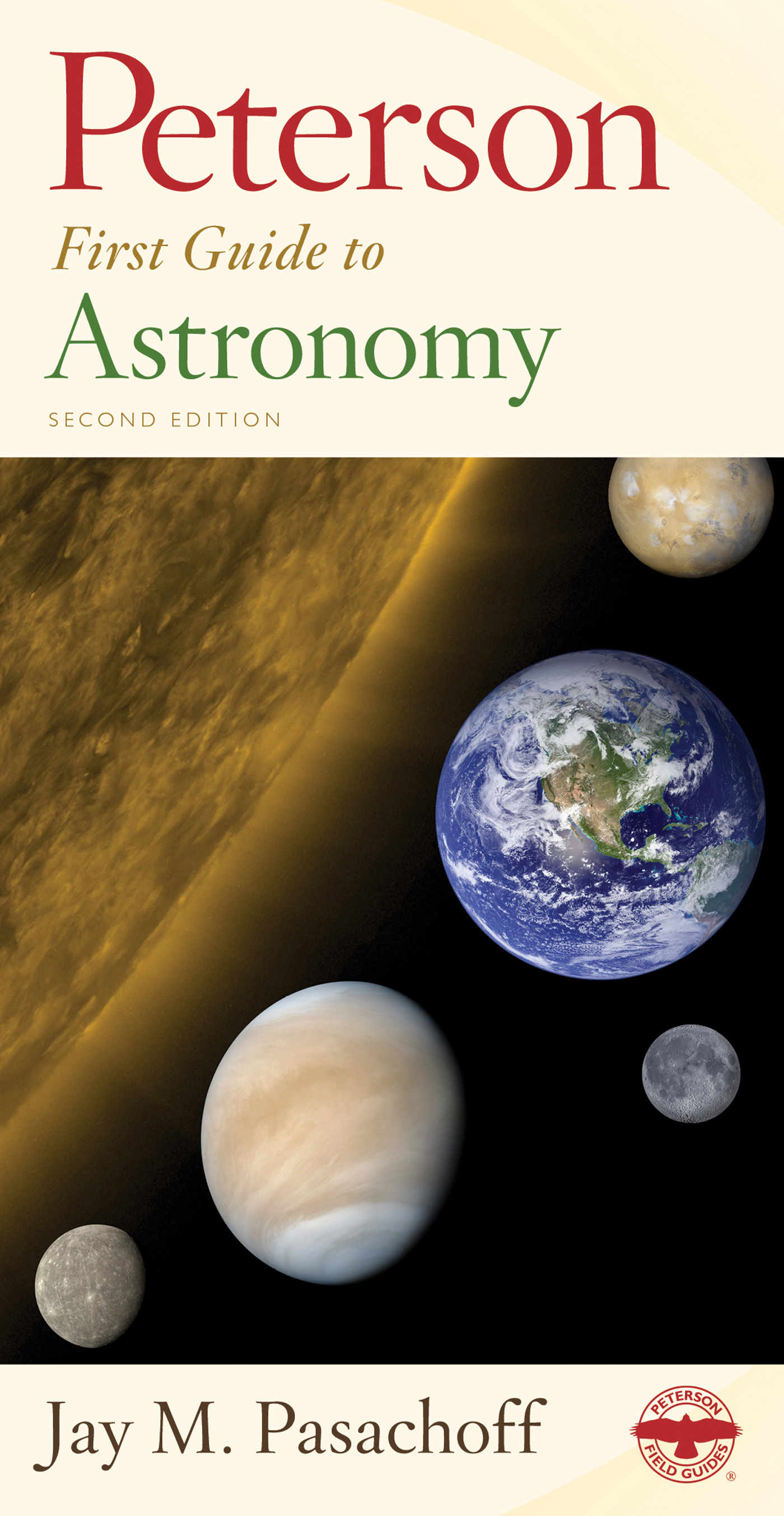 Peterson First Guide to Astronomy, Second Edition-9780544165625