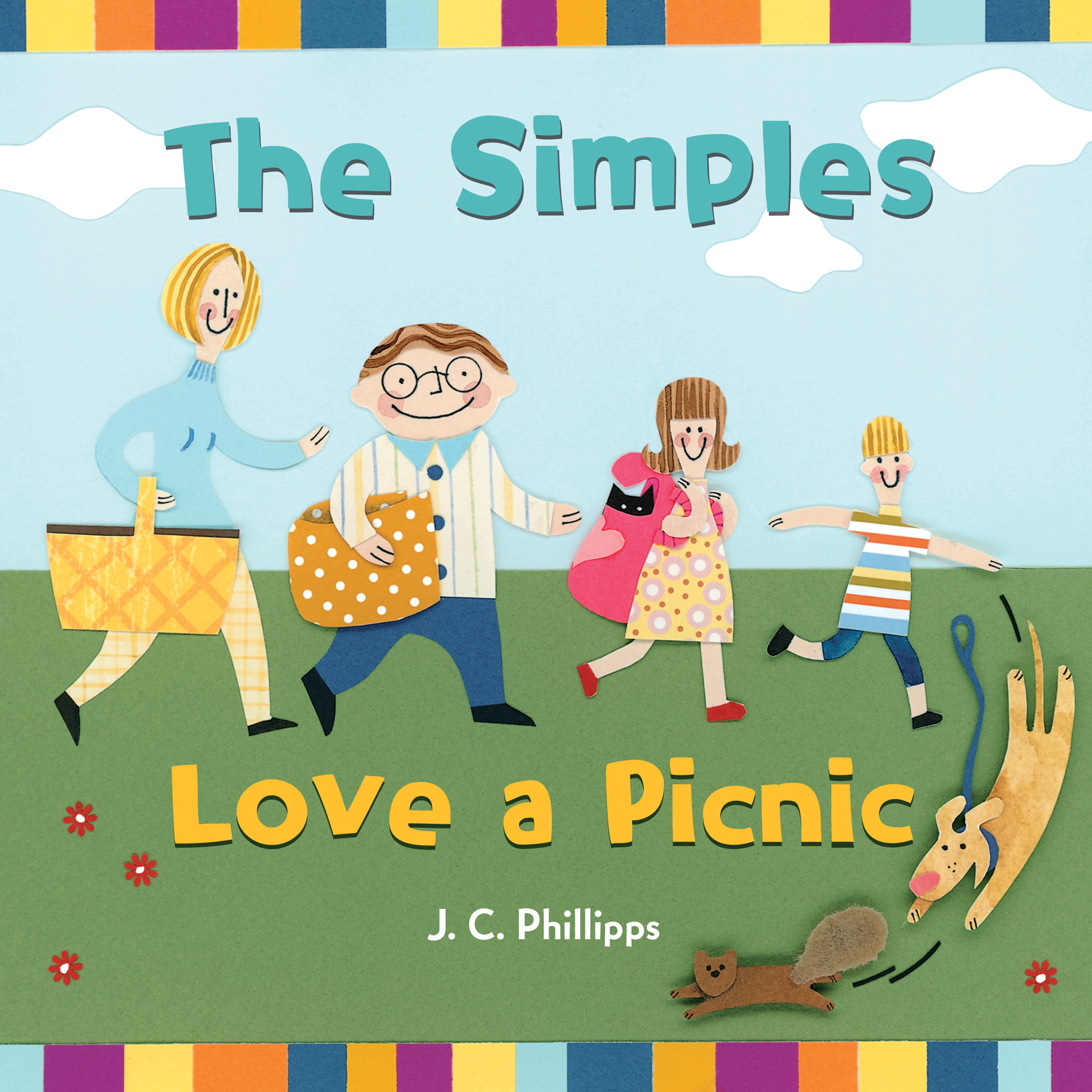 The Simples Love a Picnic-9780544166677