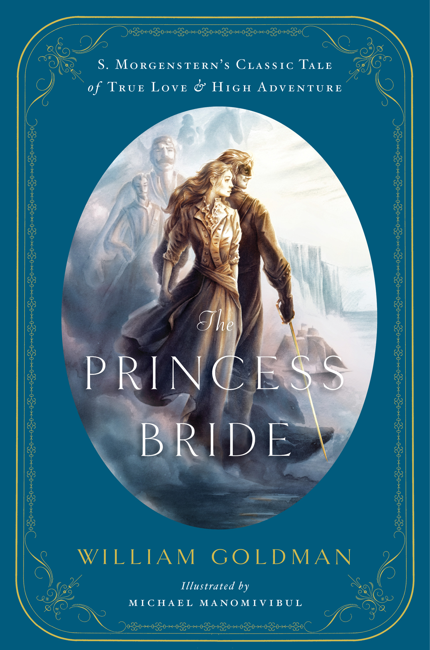 The Princess Bride-9780544173767