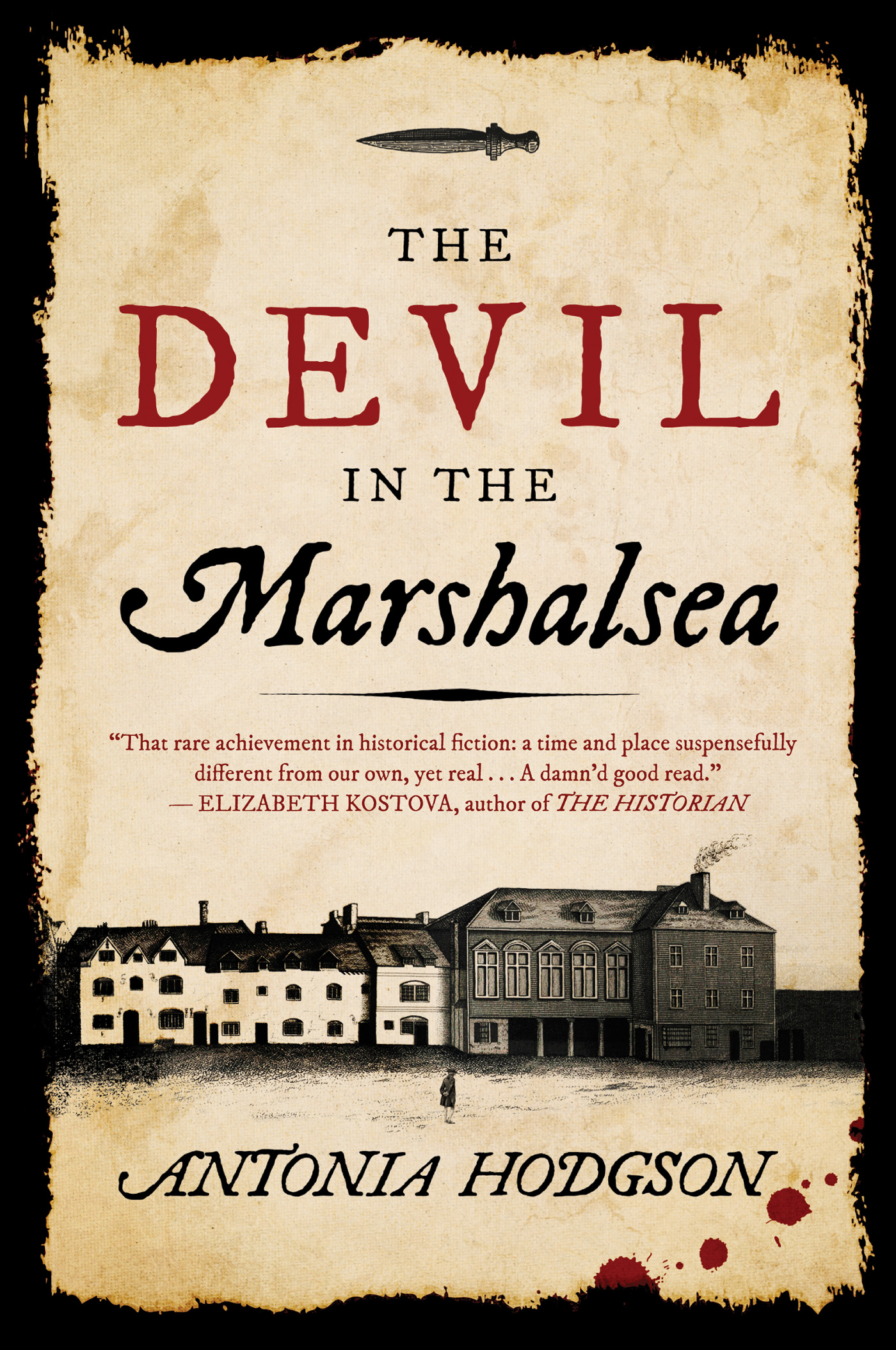 The Devil in the Marshalsea-9780544176676