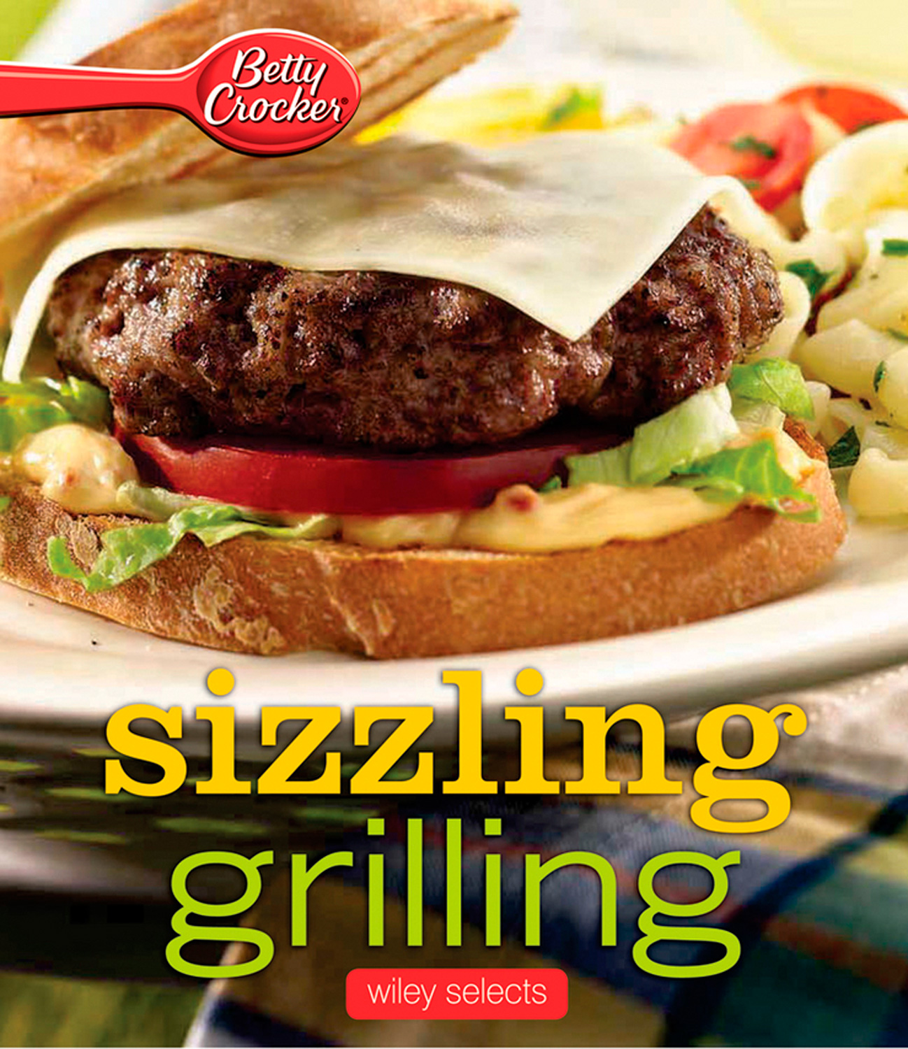 Betty Crocker Sizzling Grilling: HMH Selects-9780544177710