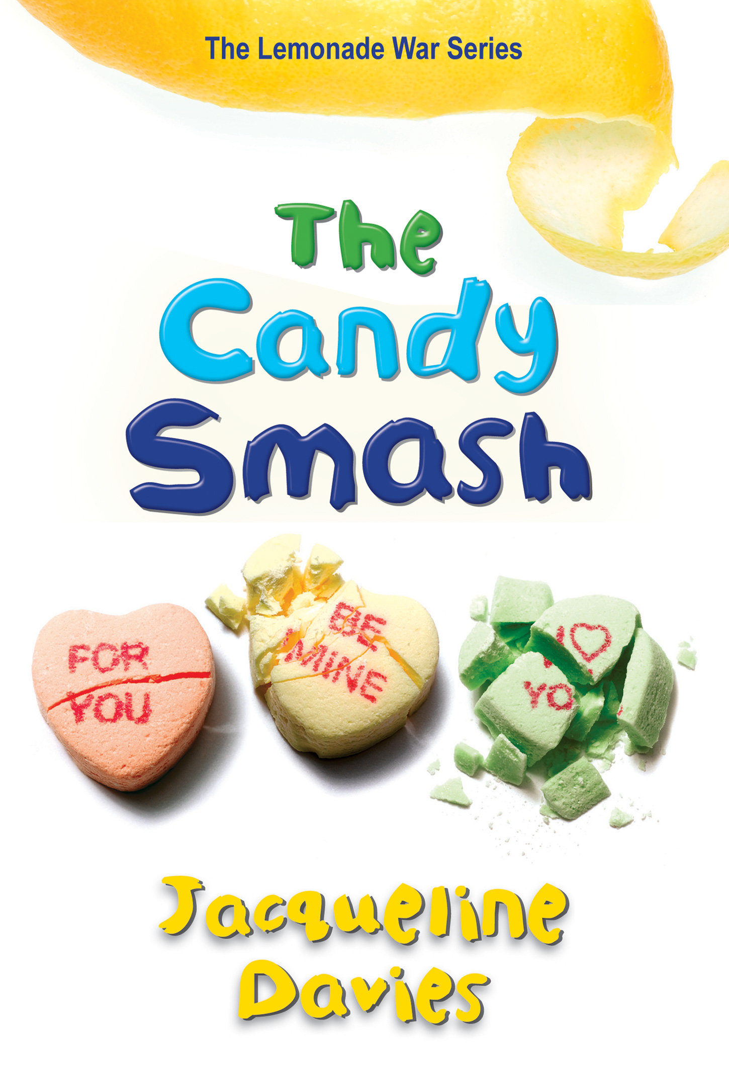 The Candy Smash-9780544225008