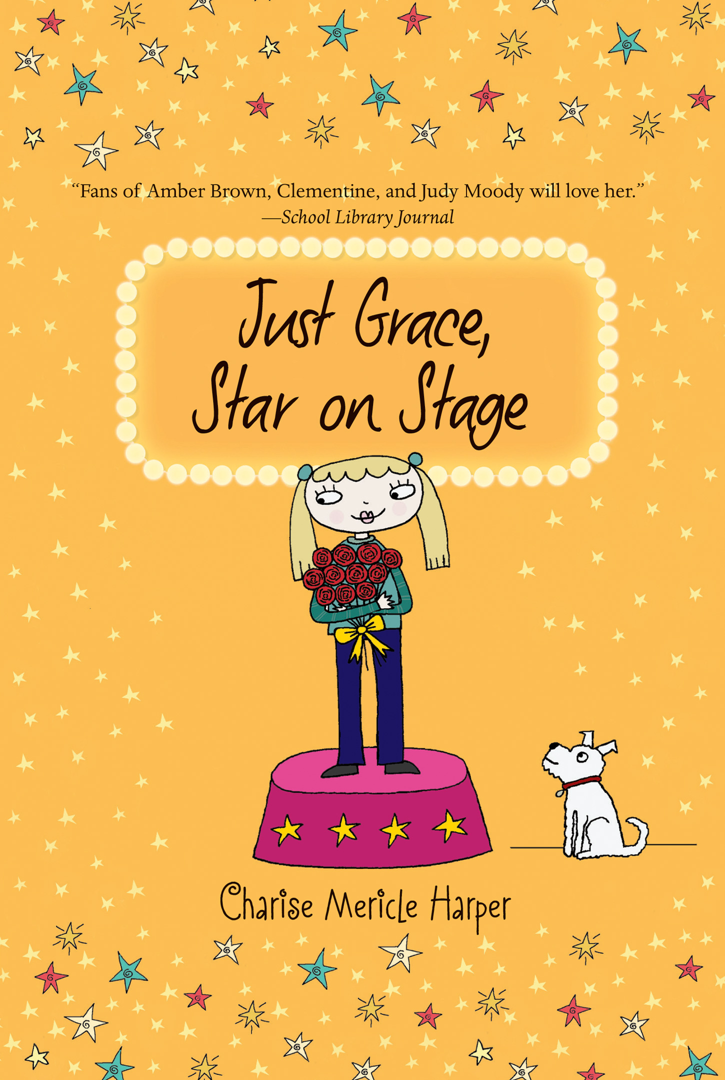 Just Grace, Star on Stage-9780544225336