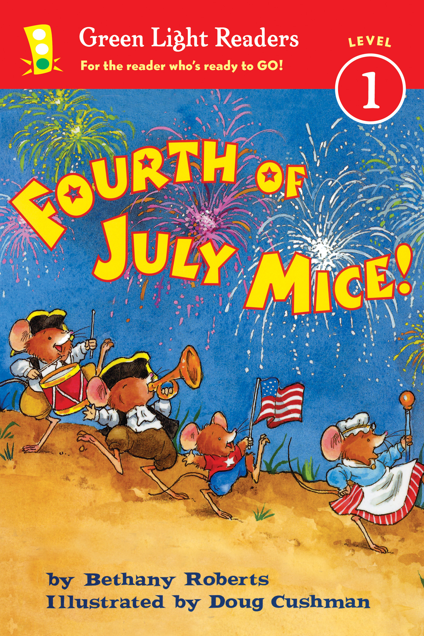 Fourth of July Mice!-9780544226050