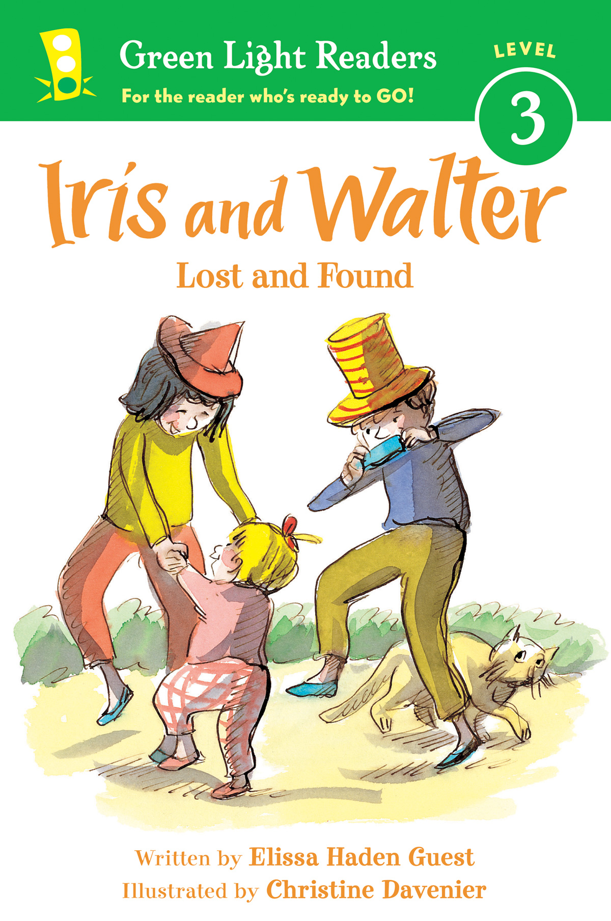 Iris and Walter: Lost and Found-9780544227897
