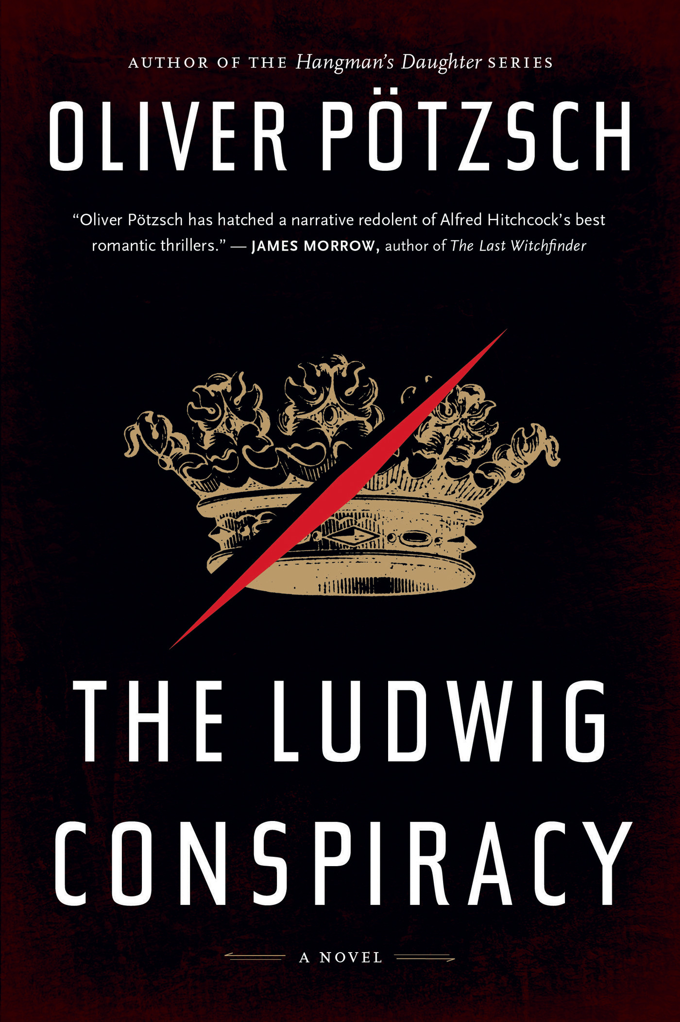 The Ludwig Conspiracy-9780544227965