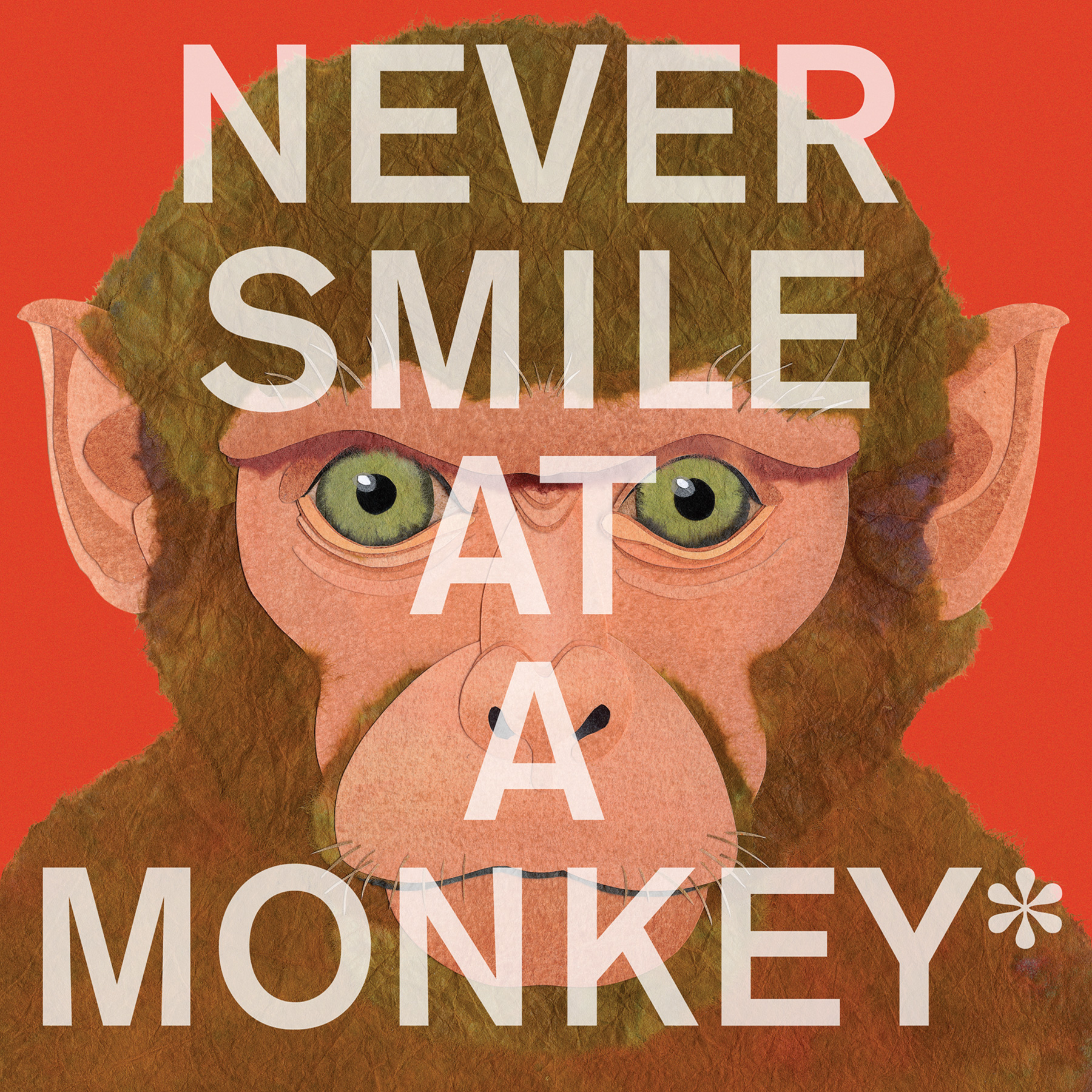 Never Smile at a Monkey-9780544228016