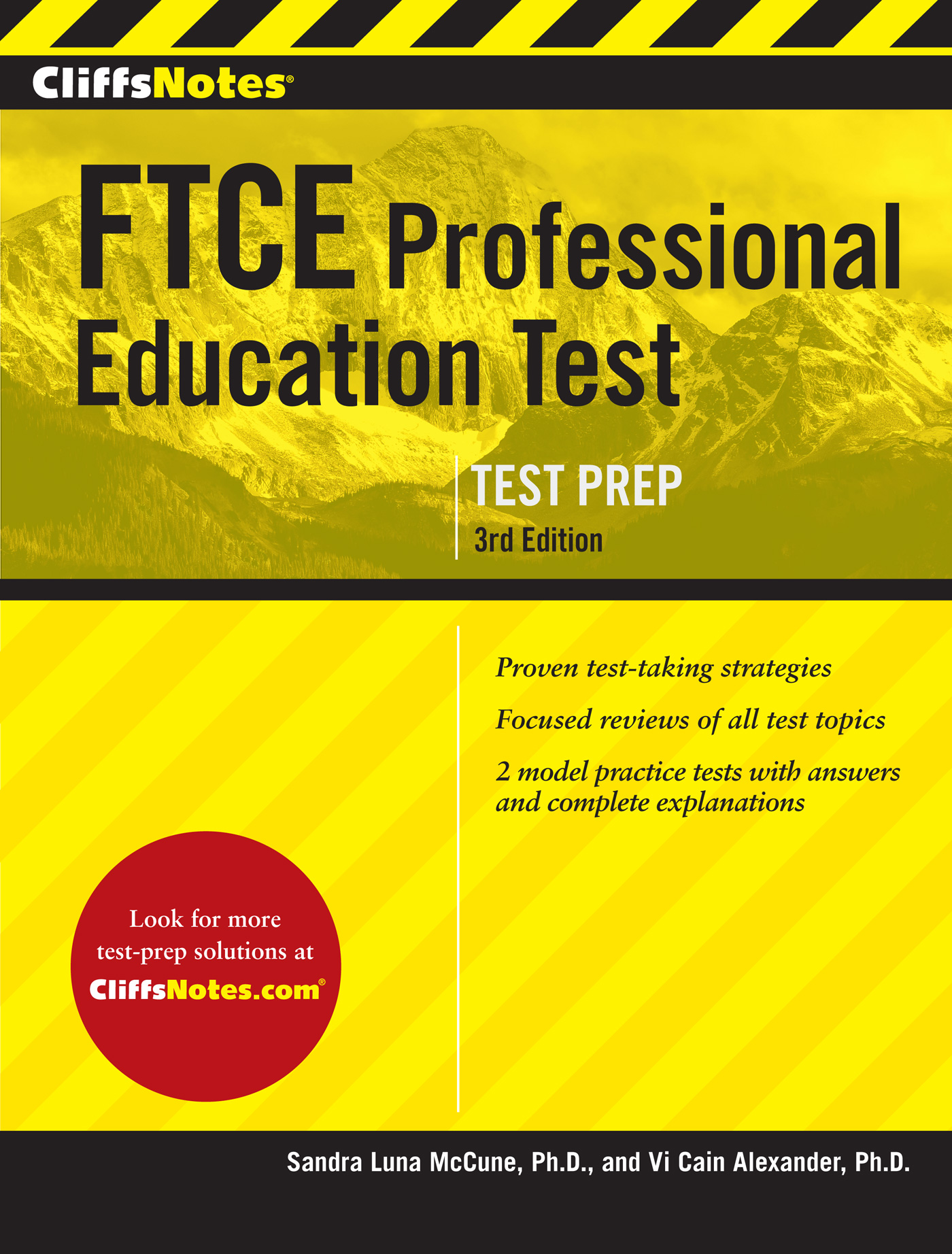 CliffsNotes FTCE Professional Education Test, 3rd Edition-9780544230583