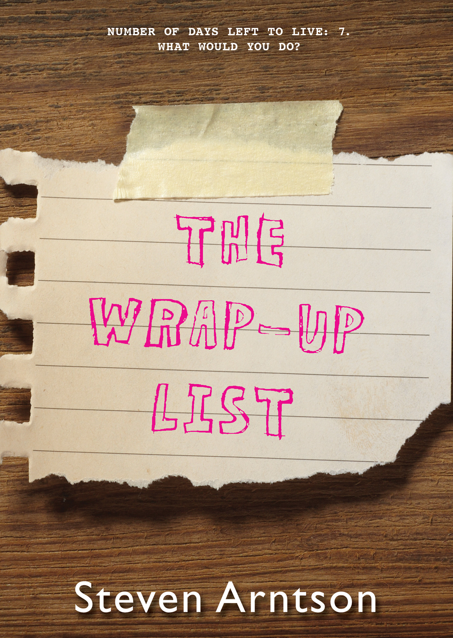 The Wrap-Up List-9780544232648