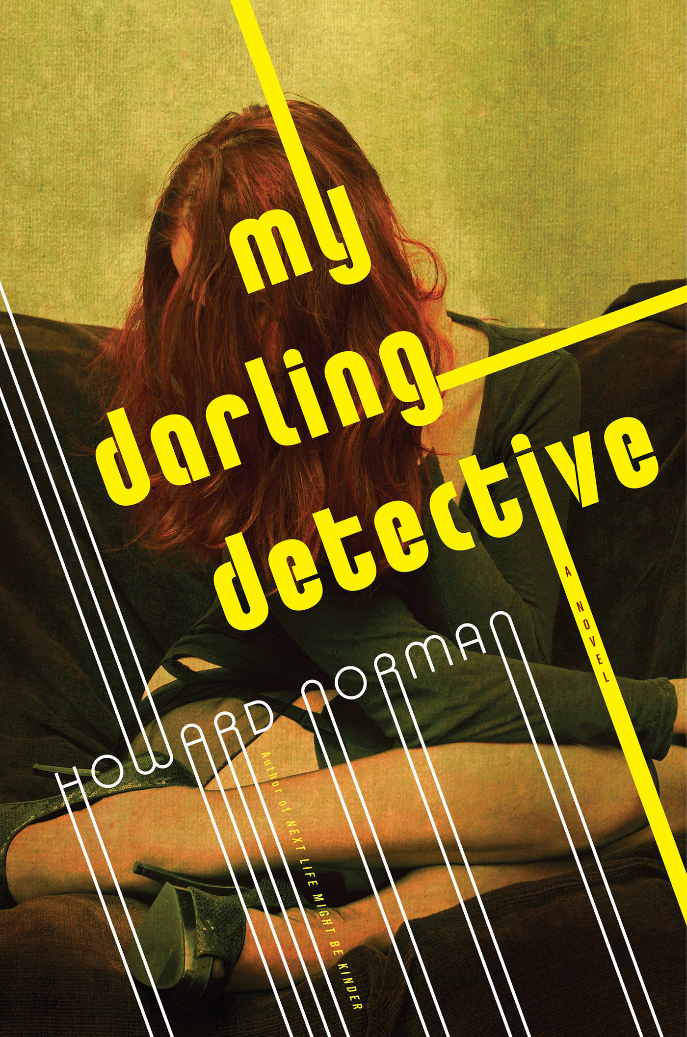 My Darling Detective-9780544236103