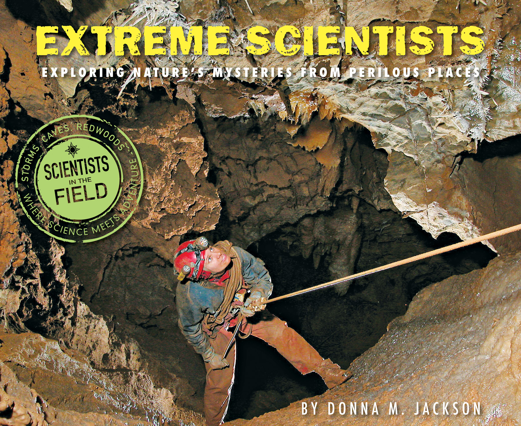 Extreme Scientists-9780544250031