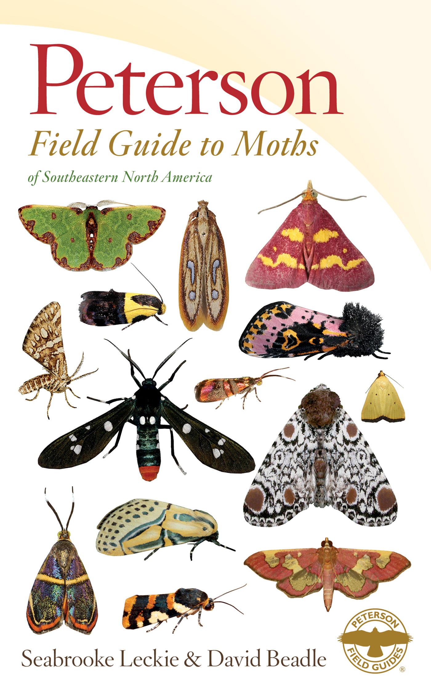 Peterson Field Guide to Moths of Southeastern North America-9780544252110
