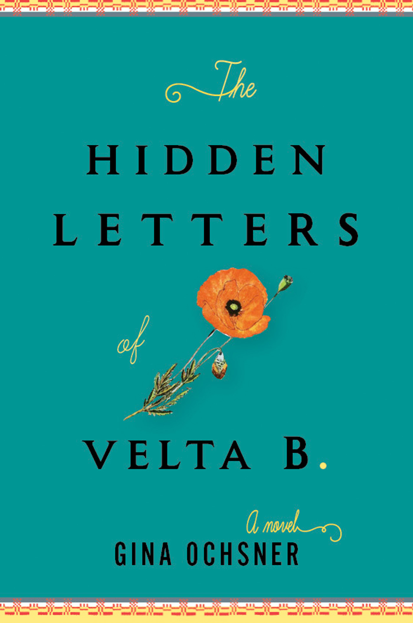 The Hidden Letters of Velta B.-9780544253216