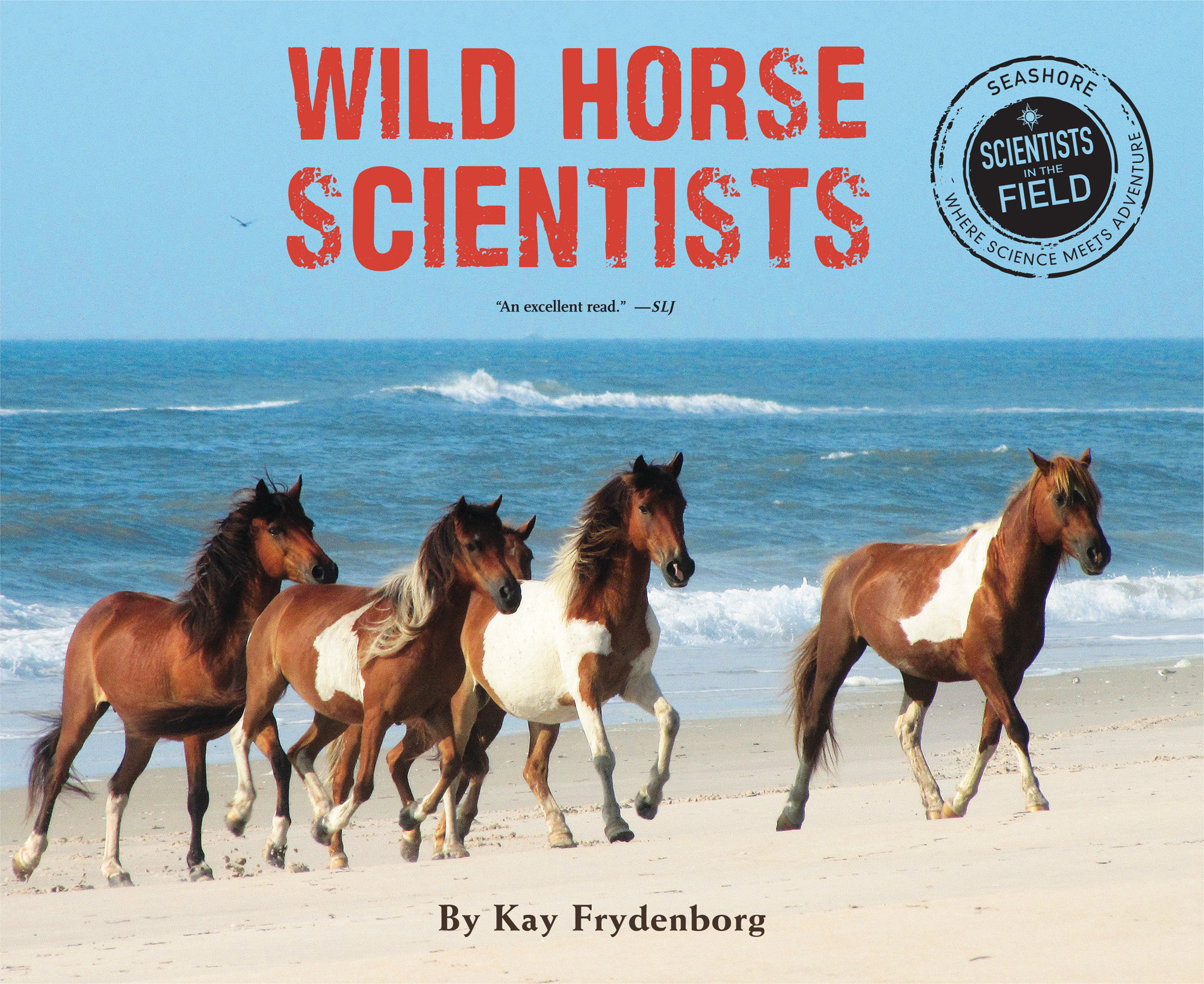 Wild Horse Scientists-9780544257467