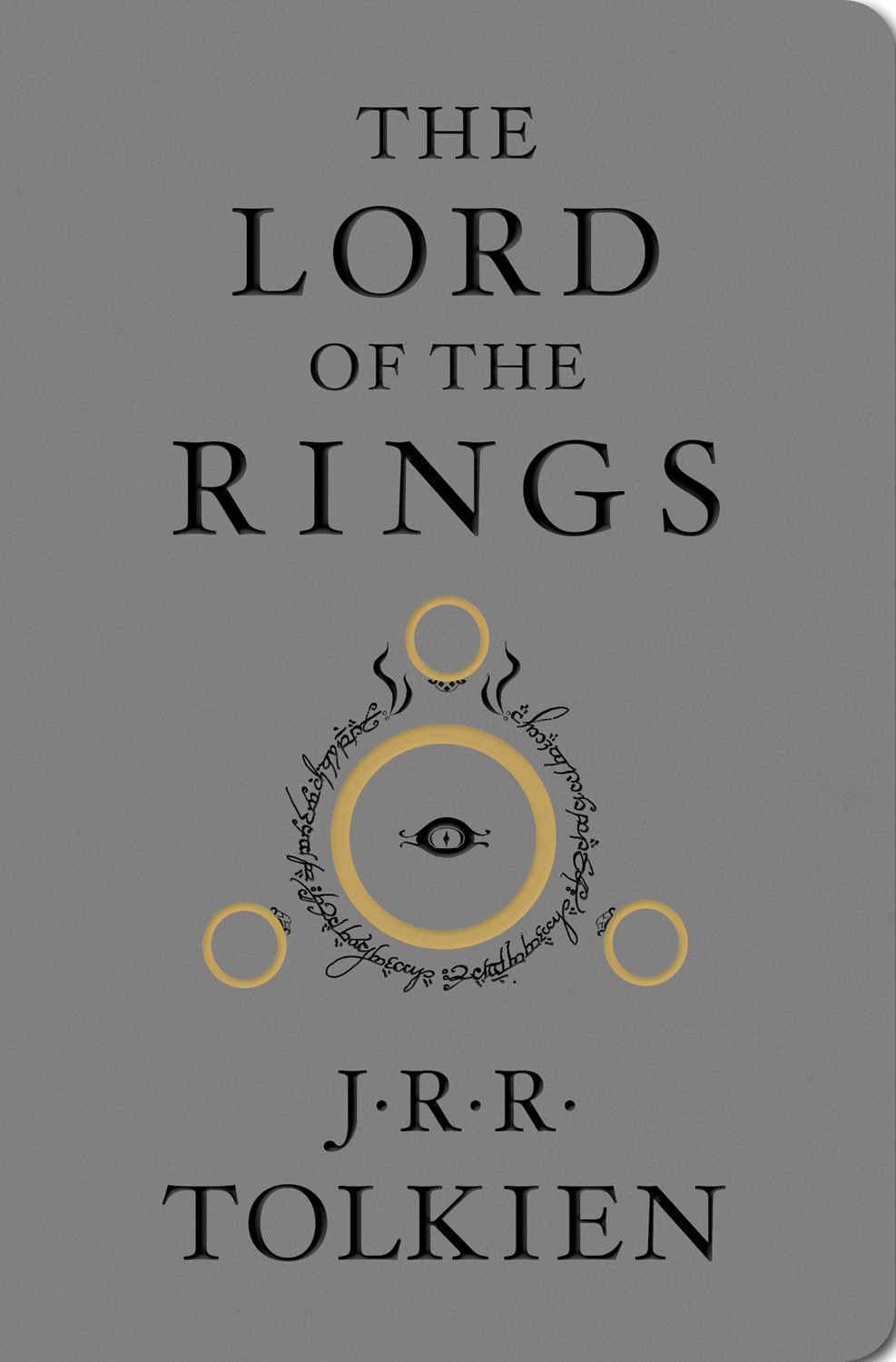 The Lord of the Rings Deluxe Edition-9780544273443