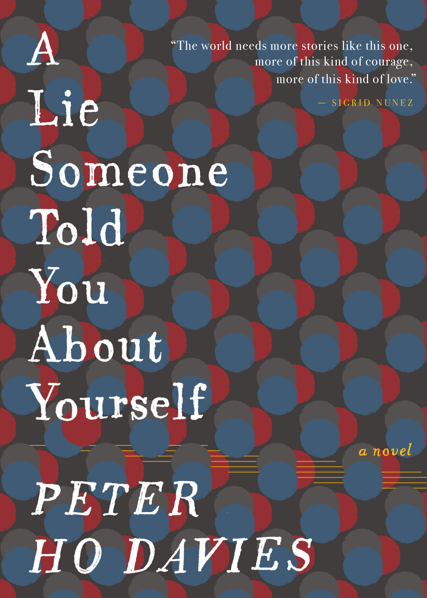 A Lie Someone Told You About Yourself-9780544277717