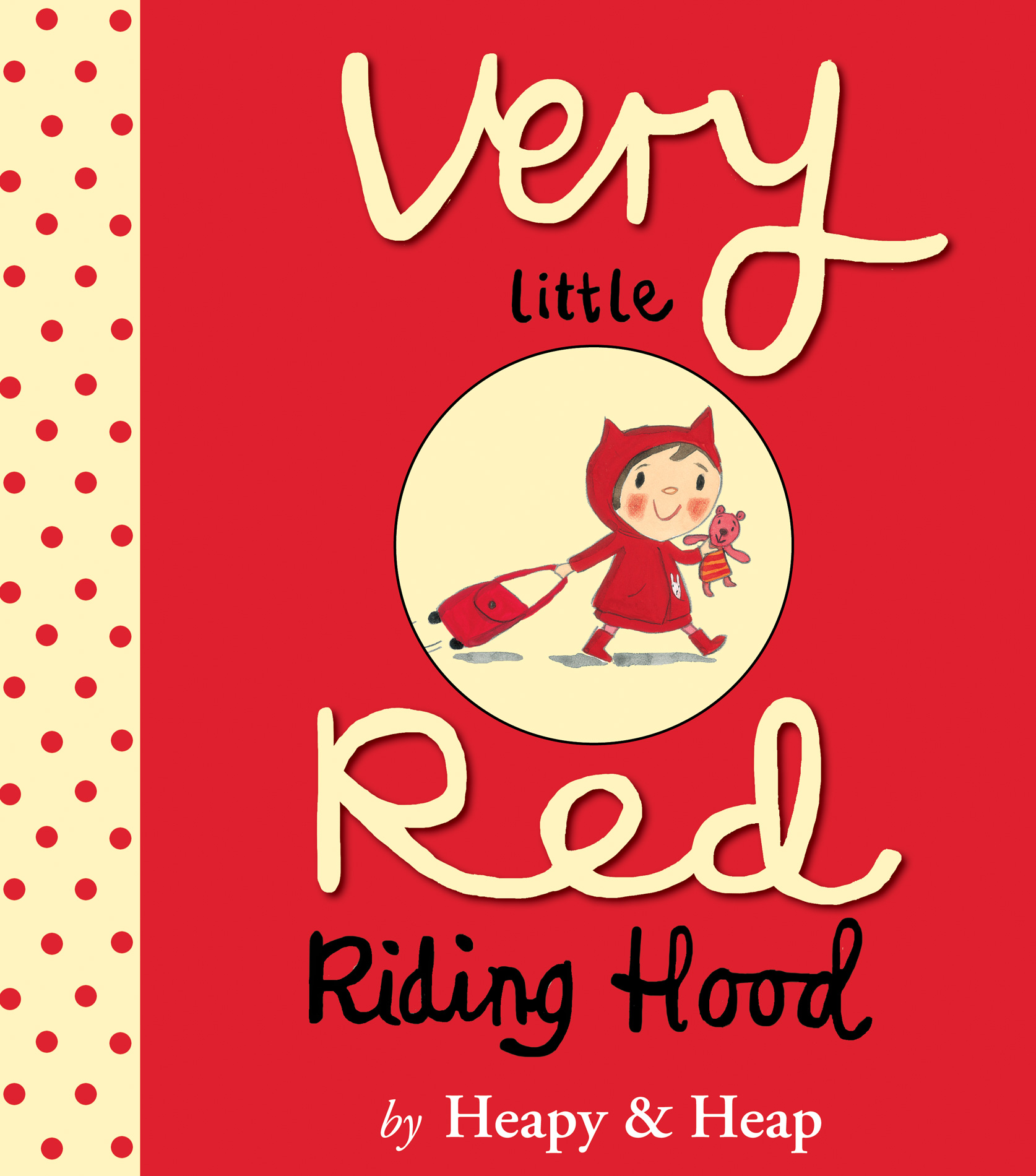 Very Little Red Riding Hood-9780544280007