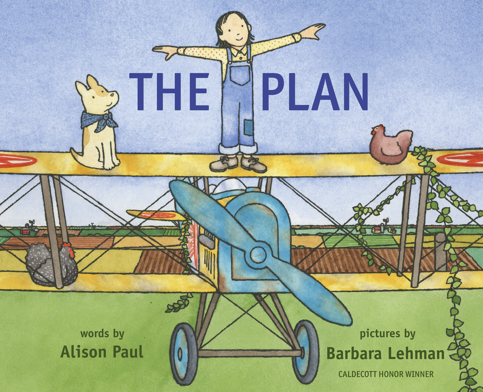 The Plan-9780544283336