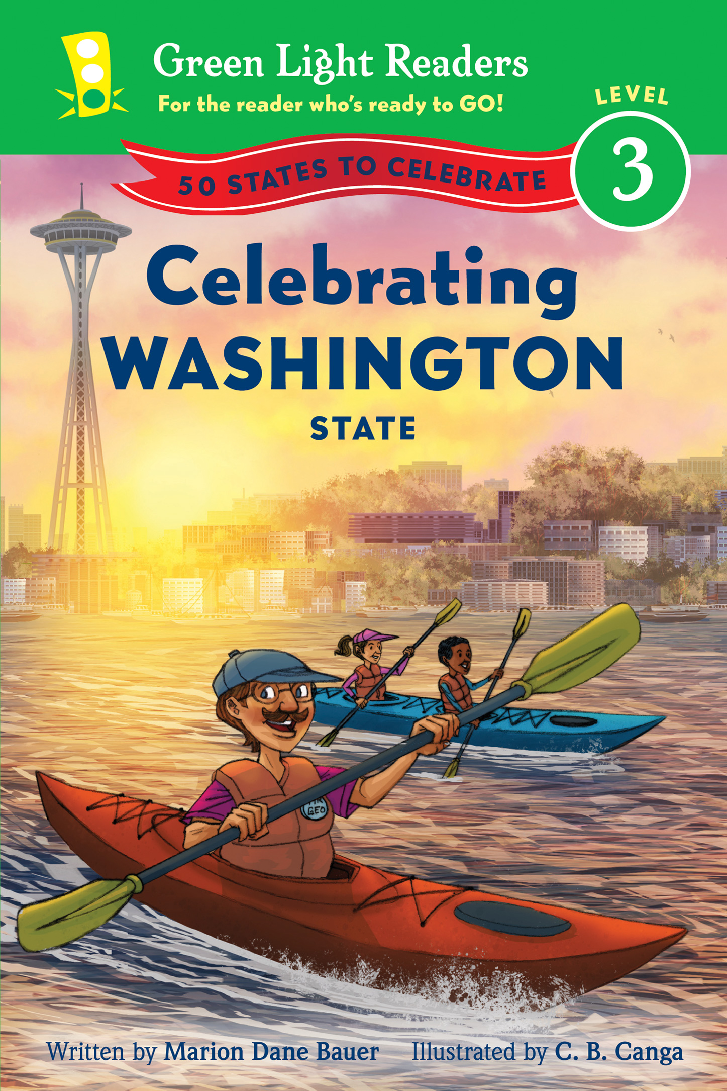 Celebrating Washington State-9780544289482