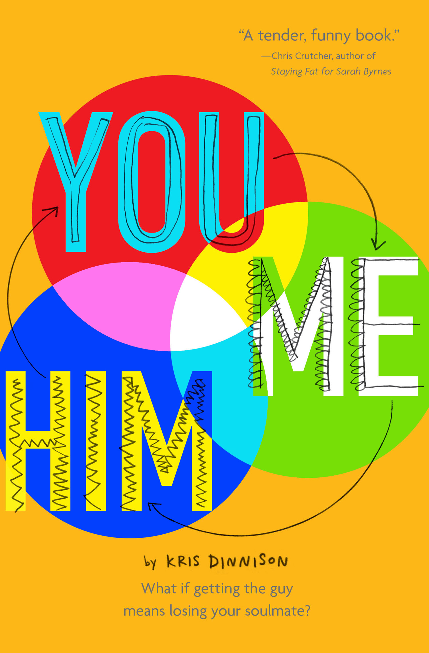 You and Me and Him-9780544301122