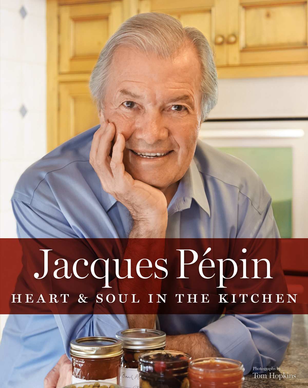 Jacques Pépin Heart & Soul in the Kitchen-9780544301986